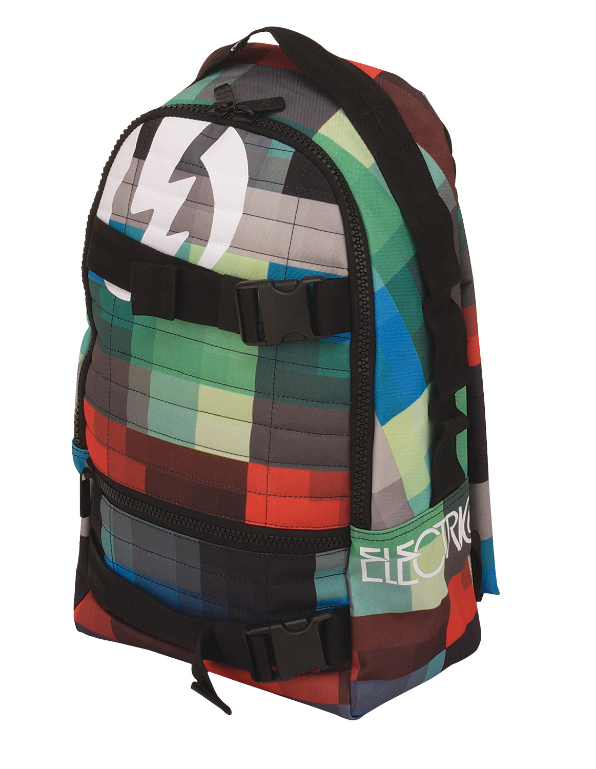 "Key Features of the Electric MK2 Backpack: SkatePack 1 Main Compartment With Interior Organizer Front Pocket Dimensions: 18"" X 11"" X 7"" - $25.95"