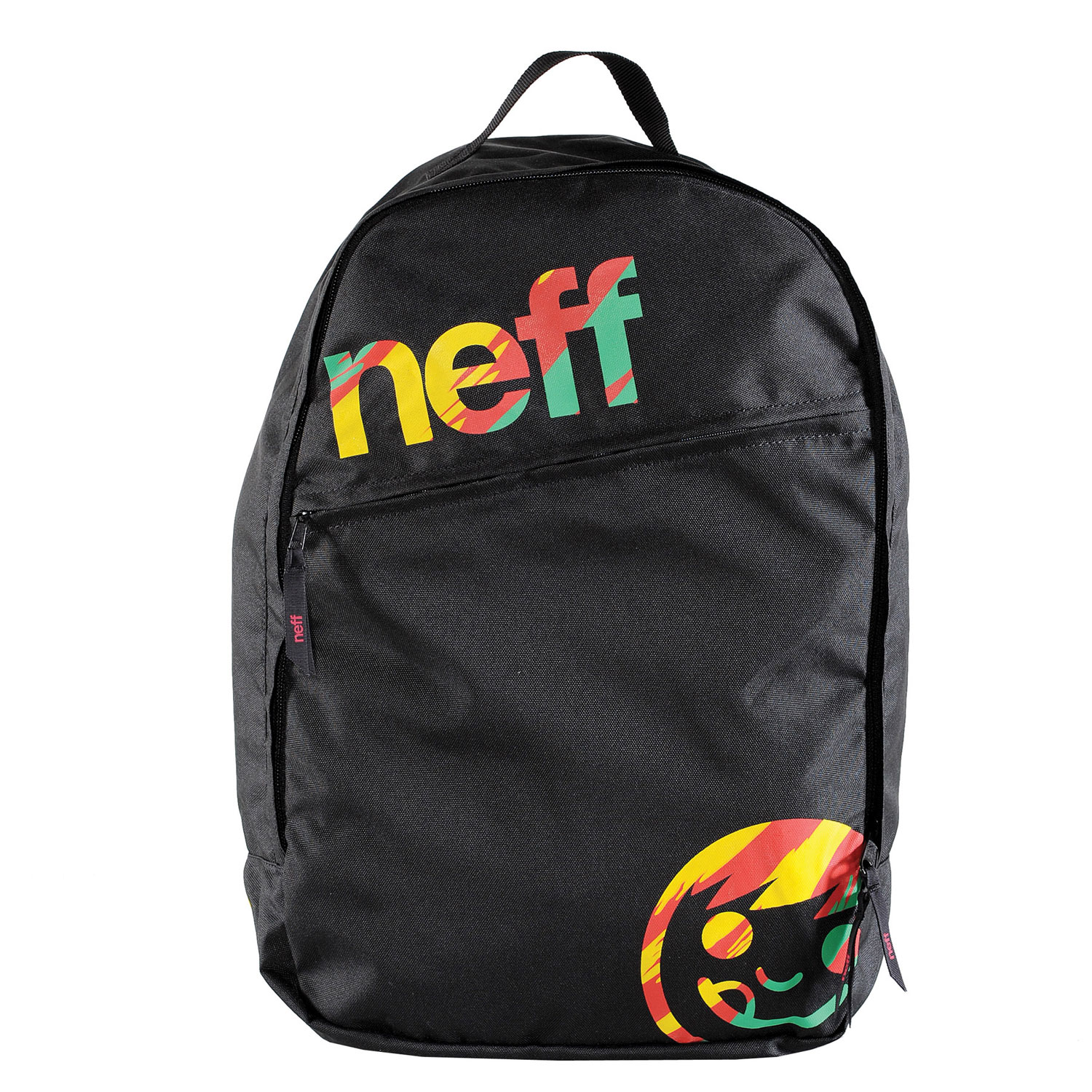 Skateboard Key Features of the Neff Daily Backpack: 100% Polyester - $30.00