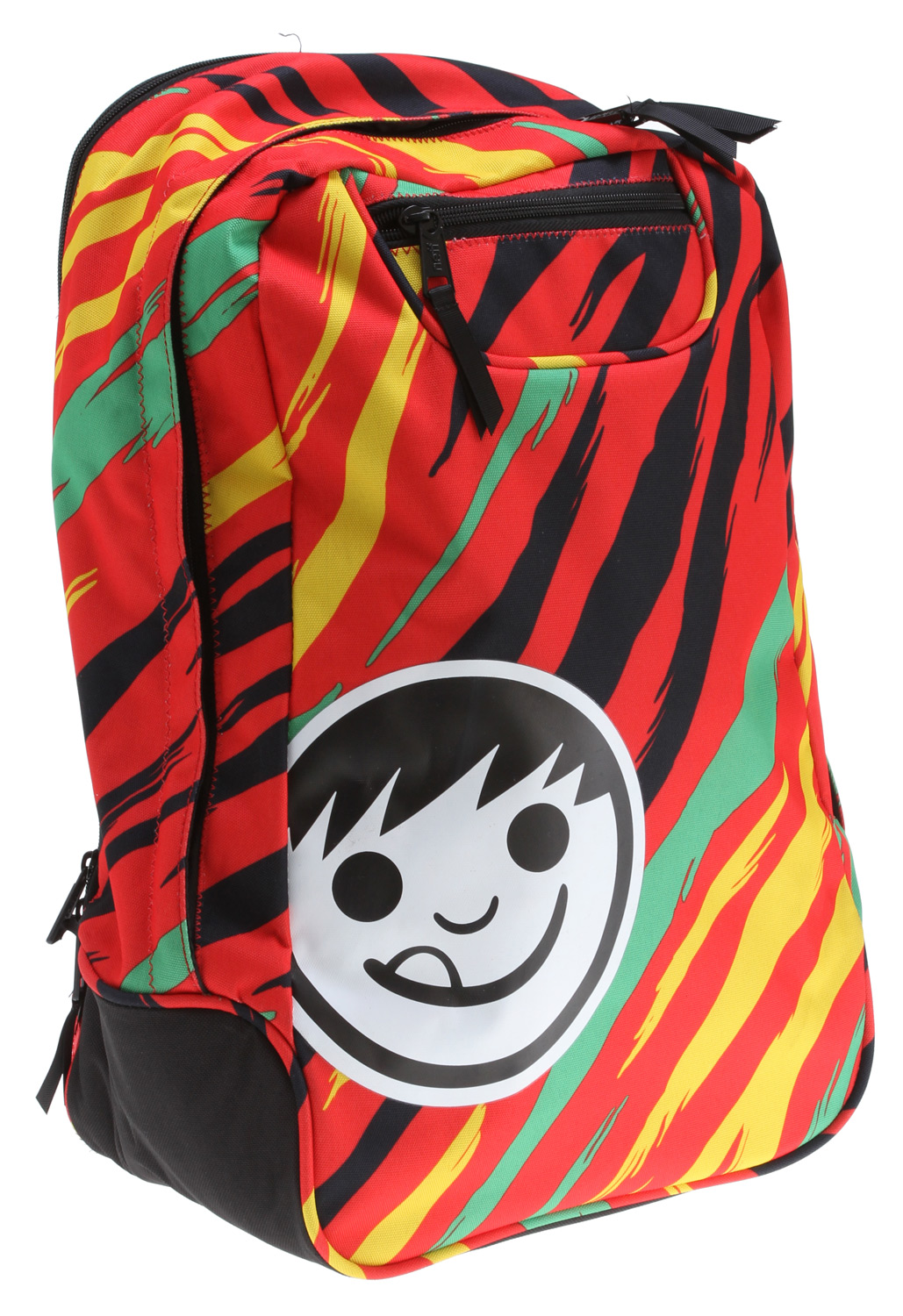 Skateboard Key Features of the Neff Kruzer Backpack: 100% Polyester - $31.95