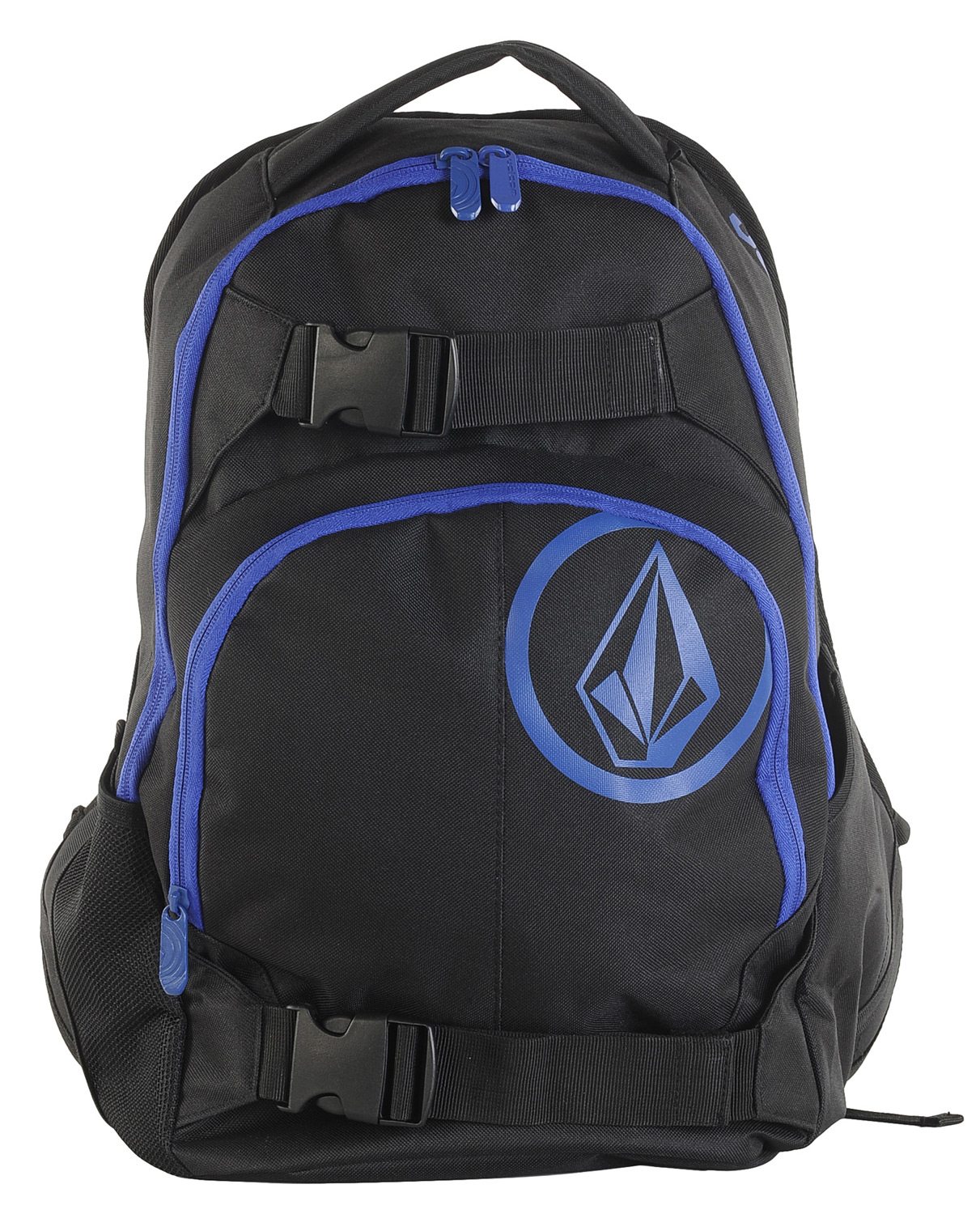 "Surf Key Features of the Volcom Equilibrium Stoneage Backpack: Volume: 1891in³ [31L] Dimensions: 19.75 x 13 x 7.75"" [50 x 33 x 20cm] Weight: 1.5lb [0.66kg] Three compartment backpack with 'Volcom/Stone' gel prints 300D polyester - $31.95"