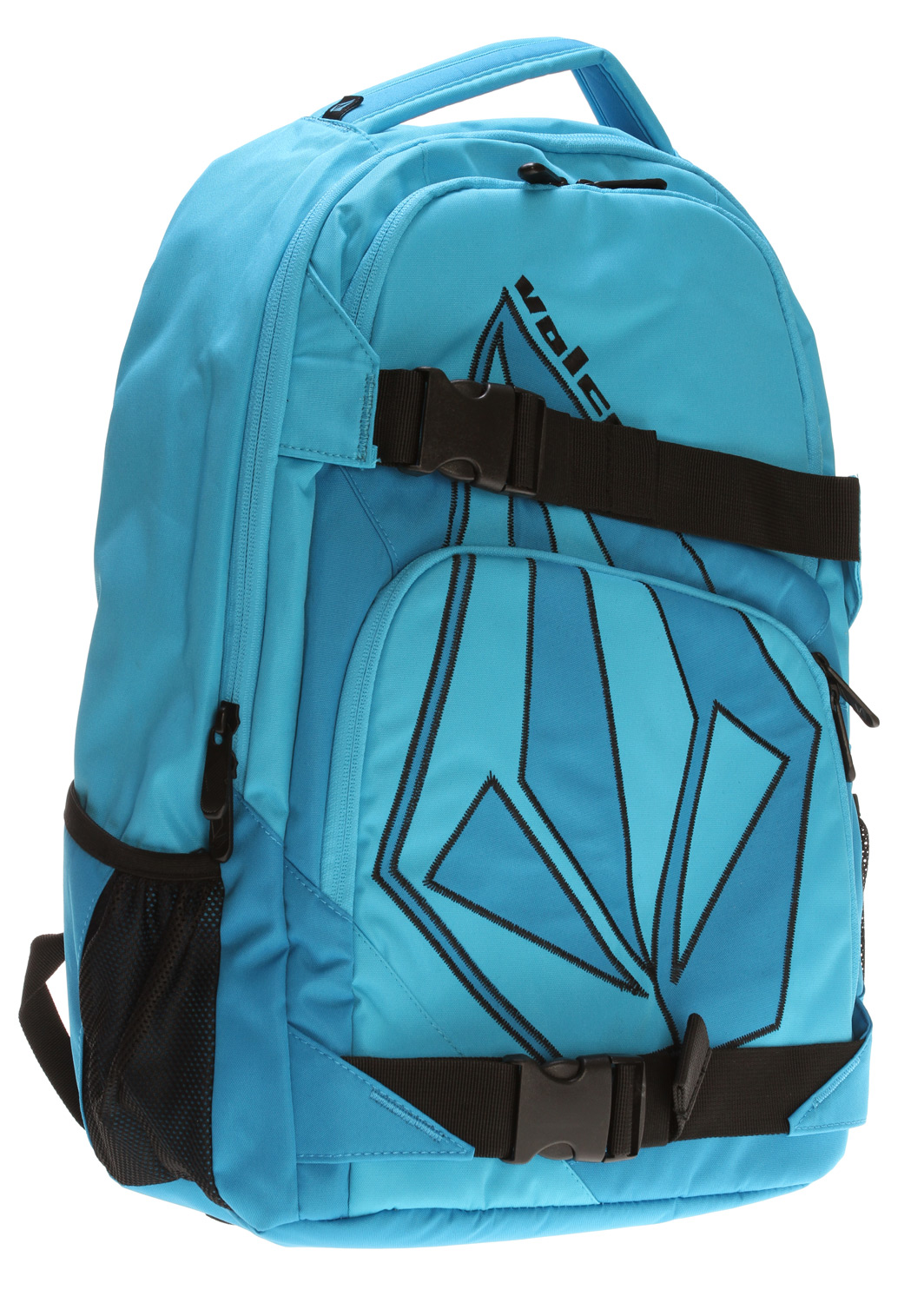 "Surf Get on with your travels carrying the ultra comfortable and convenient Volcom Purma Backpack. This backpack features four compartments providing great storage. Store all your items in this Volcom Purma Backpack and be set to hit the road. Featuring its Volcom logo print throughout, look stylish. So comfortable and easy to use, this bag is so practical, dive in and get one today.Key Features of the Volcom Purma Backpack: 19 .5""h x 11.75""w X 7.5""d Four Compartment Backpack Exterior ""Stone"" Window Applique ""Volcom"" Embroidery Back Panel Quilt - $29.95"
