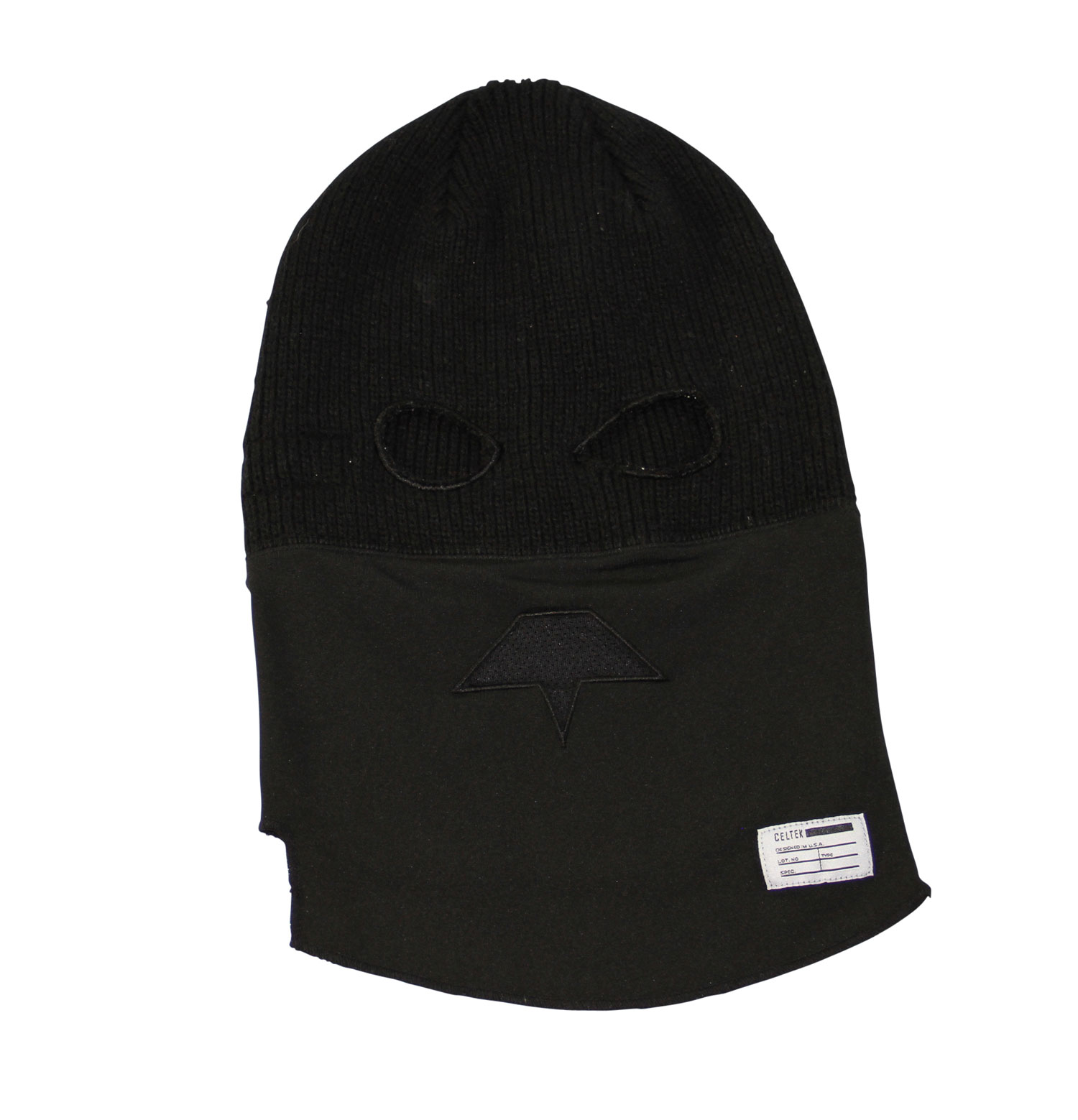It gets cold on the slopes, and everyone needs good protection to keep them warm while shredding snow. The Celtek Clyde Facemask is a convertible beanie that turns into a facemask to protect delicate features on even the coldest of days. It's a one-size-fits-all mask that fits snugly on any head. It's warm and comfortable, made from an acrylic and polyester fleece blend so that it's just as soft as it is warm. It's stylish so any snowboarder would be proud to wear this Celtek Clyde Facemask on or off the slopes.  Beanie & Facemask in One   50% Acrylic 50% Poly Fleece   Roll-Up Hideaway Facemask   Always Prepared for Winter - $17.95