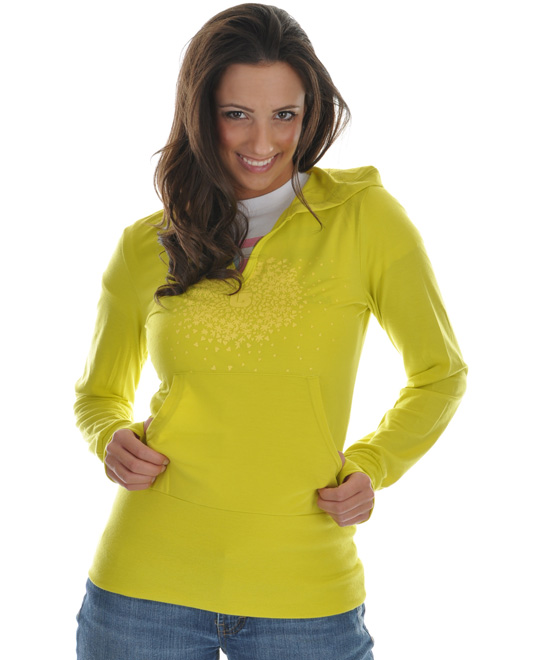 Ski Enjoy warm thoughts of your ski trip or walking in the Park while wearing your Burton Playa Hooded V neck Thermal Top. This easy to wash, easy to wear stretch polyester jersey fabric is quick drying, and highly breathable. Also provides total comfort with stretch 360 for unlimited mobility as you tear up the ski slopes. Finally, don't worry if you work up a sweat with stink-proof antimicrobial which makes this thermal top strong enough for a man but made for a women.Key Features of the Burton Playa Hooded Thermal Top: Chafe-Free Softlock Seams for Comfort- DRYRIDE Ultrawick Hooded V-Neck Quick-Drying and Highly Breathable Stretch 360 for Unlimited Mobility Stretch Polyester Jersey Fabric Stink-Proof Antimicrobial - $31.95