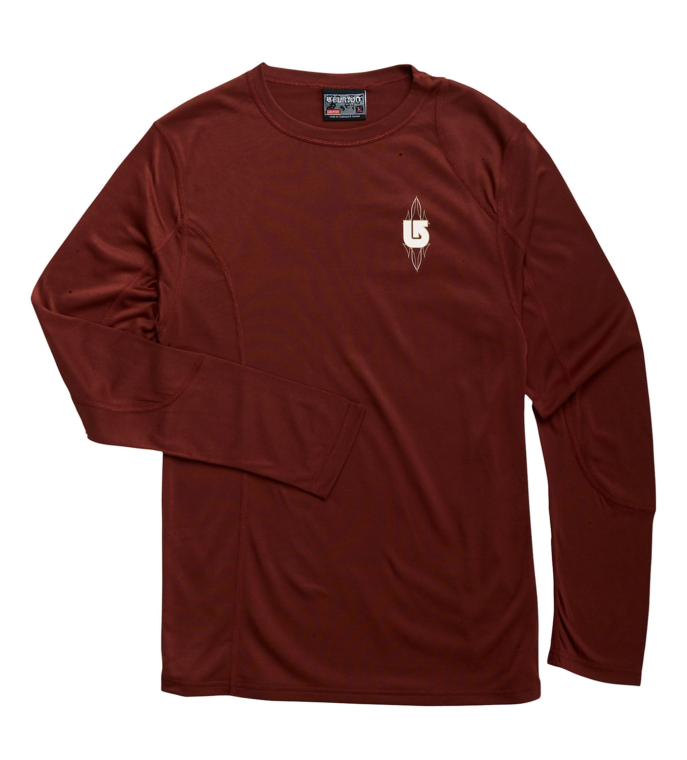 Camp and Hike Key Features of The Burton Tech Jersey: Lightweight Coolmax Jersey Fabric The Ultimate in Moisture Management and Heat Transportation Flatlocked Seams for Comfort Fit Hits Below Hips and Stays Tucked in Layer Under or Over for Ultimate Versatility Ideal for Hiking - $18.46