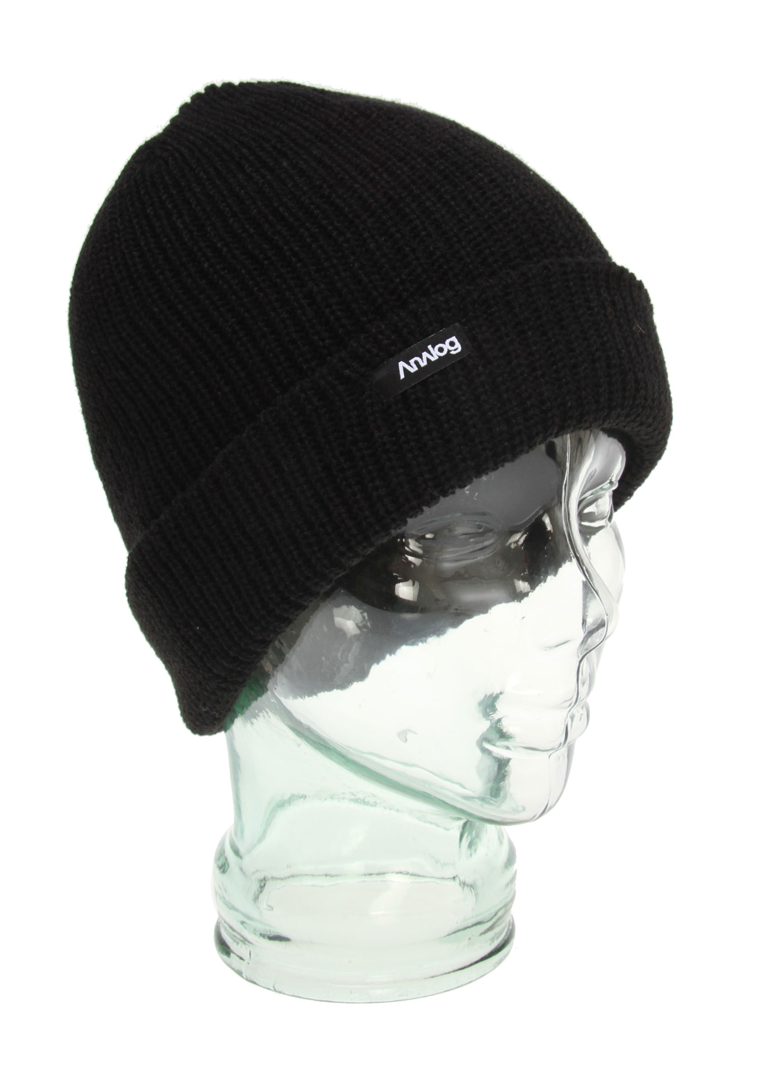 Lets stay warm this season with the Analog Beanie. Made with 100% acrylic, be sure to keep your head extra warm during the brutal cold winter. With its burglar fit, its classic design is simple featuring a solid color with a small logo embroidery. Wear it with your favorite winter coat and you're ready to hit the snowy winter.Key Features of the Analog Beanie: 100% acrylic Burglar fit - $15.95