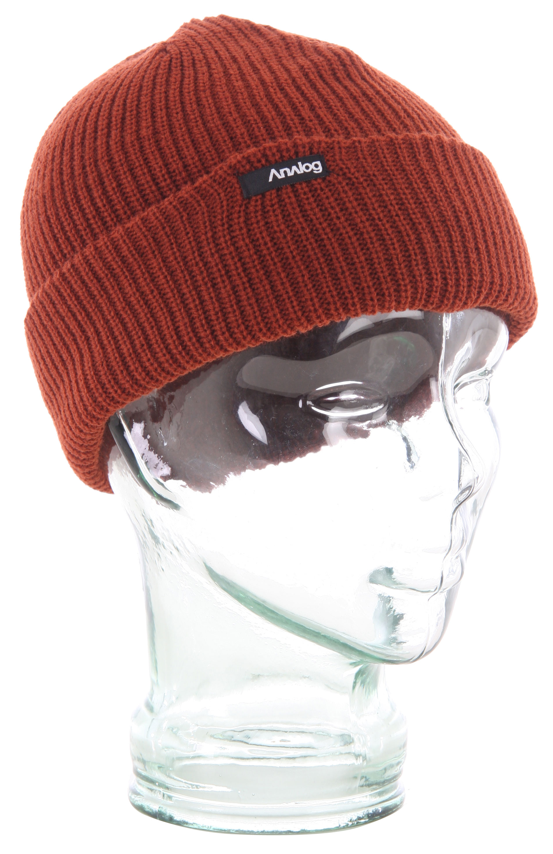 Lets stay warm this season with the Analog Beanie. Made with 100% acrylic, be sure to keep your head extra warm during the brutal cold winter. With its burglar fit, its classic design is simple featuring a solid color with a small logo embroidery. Wear it with your favorite winter coat and you're ready to hit the snowy winter.Key Features of the Analog Beanie: 100% acrylic Burglar fit - $16.95