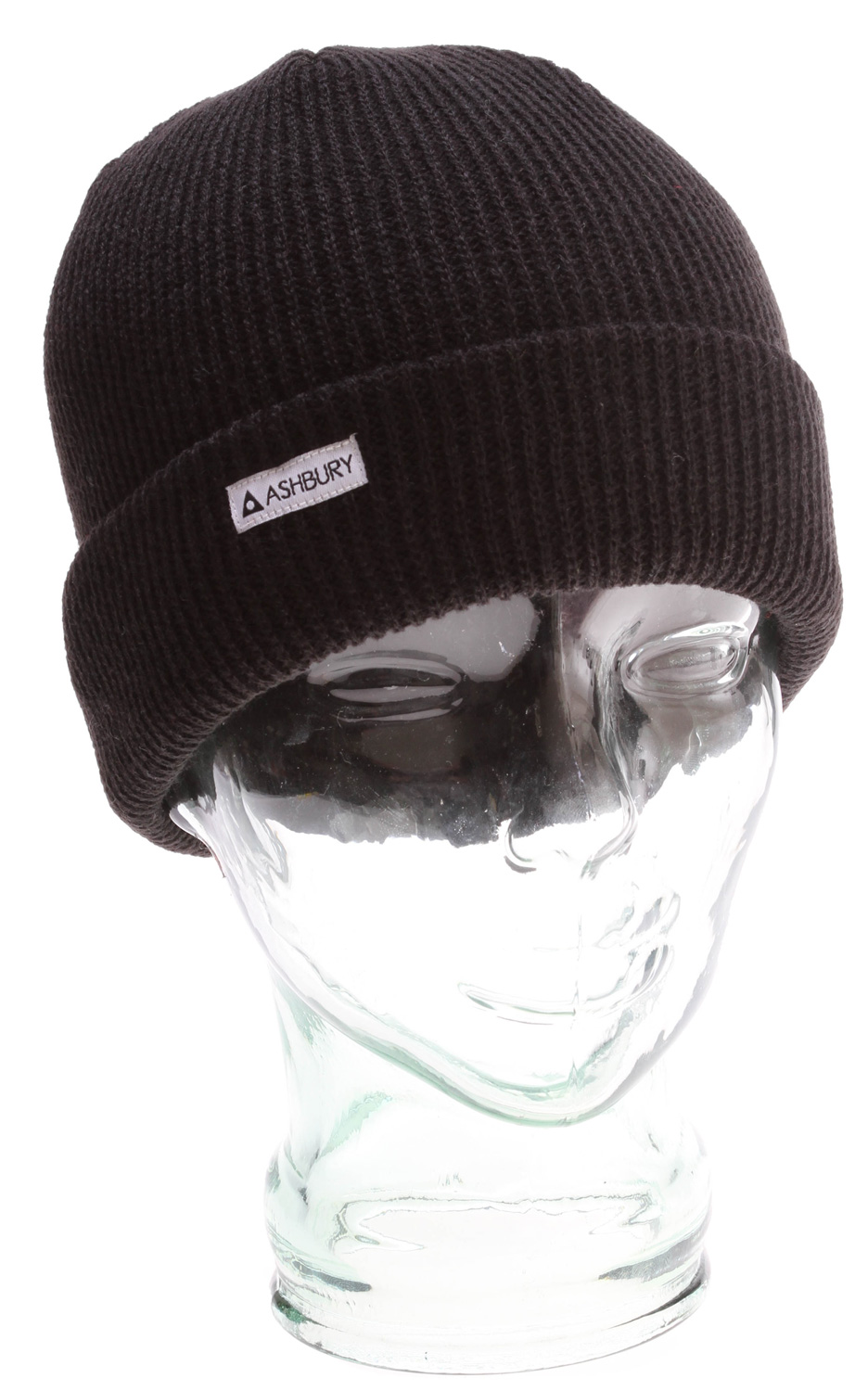 Quit jumping out on to the slopes with a hat that is worn, or torn. Try on an Ashbury The OG Beanie. Featuring the knit ribbed design and classic fit, this beanie will stay snug no matter the head. Bring it boarding or skiing, or just around town on the cold days, this breathable beanie will keep your skull at just the right temps!Key Features of the Ashbury The OG Beanie: Knit ribbed beanie Fine acrylic Woven label - $12.95