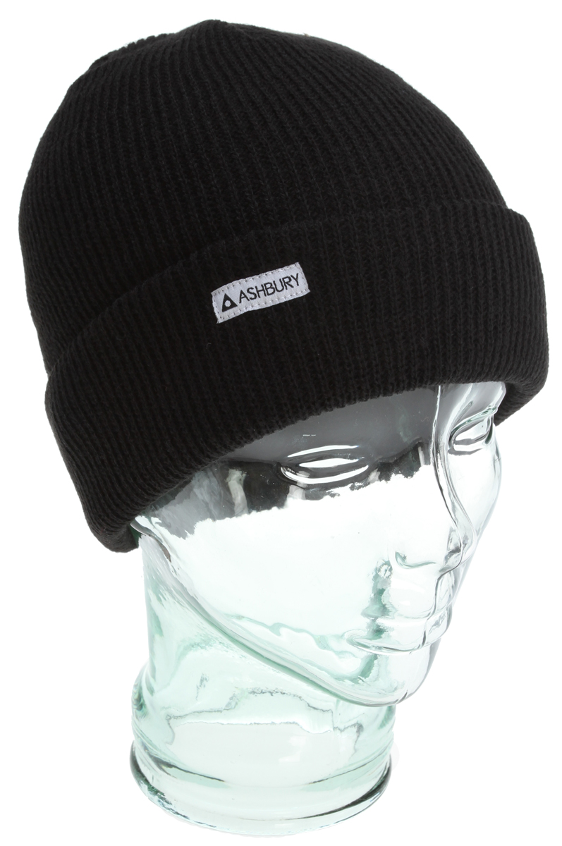 Key Features of the Ashbury Pom Beanie: Fine Acrylic - $17.95