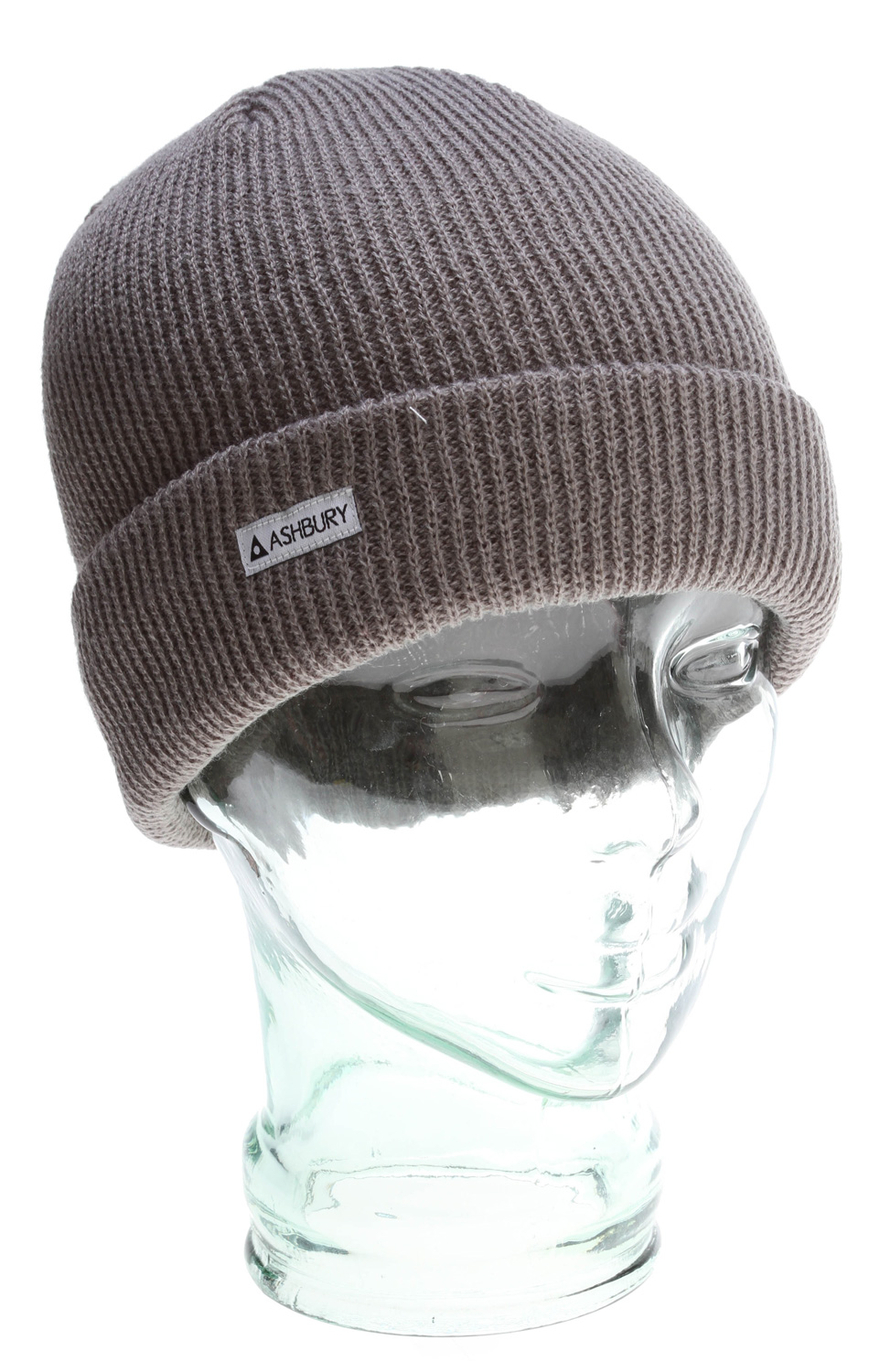 Key Features of the Ashbury The OG Beanie: Knit ribbed beanie Fine acrylic Woven label - $12.95