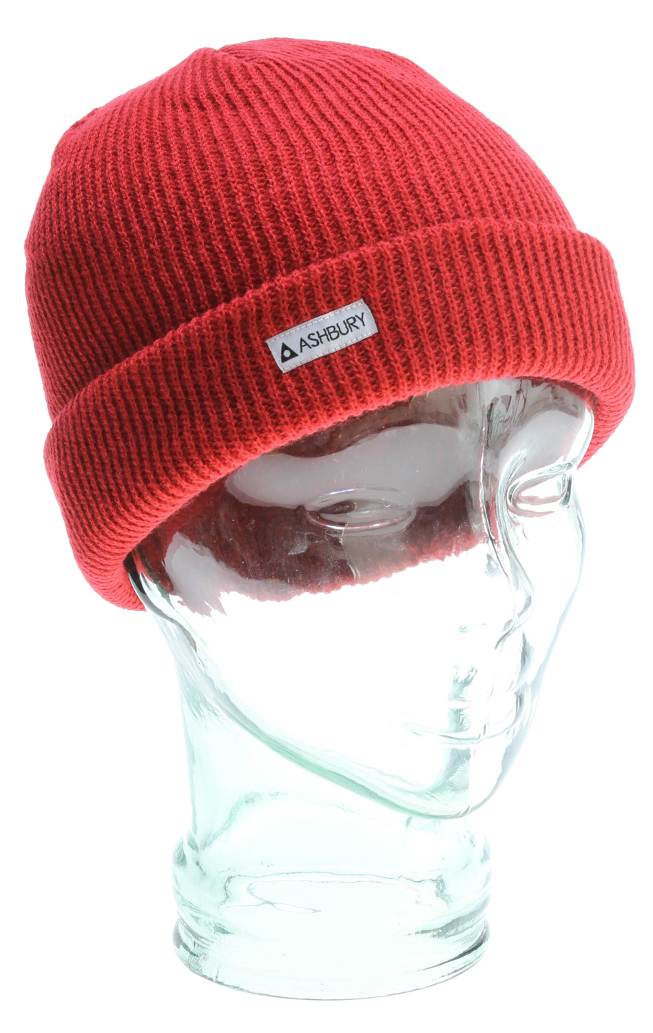 Key Features of the Ashbury The OG Beanie: Knit ribbed beanie Fine acrylic Woven label - $17.95