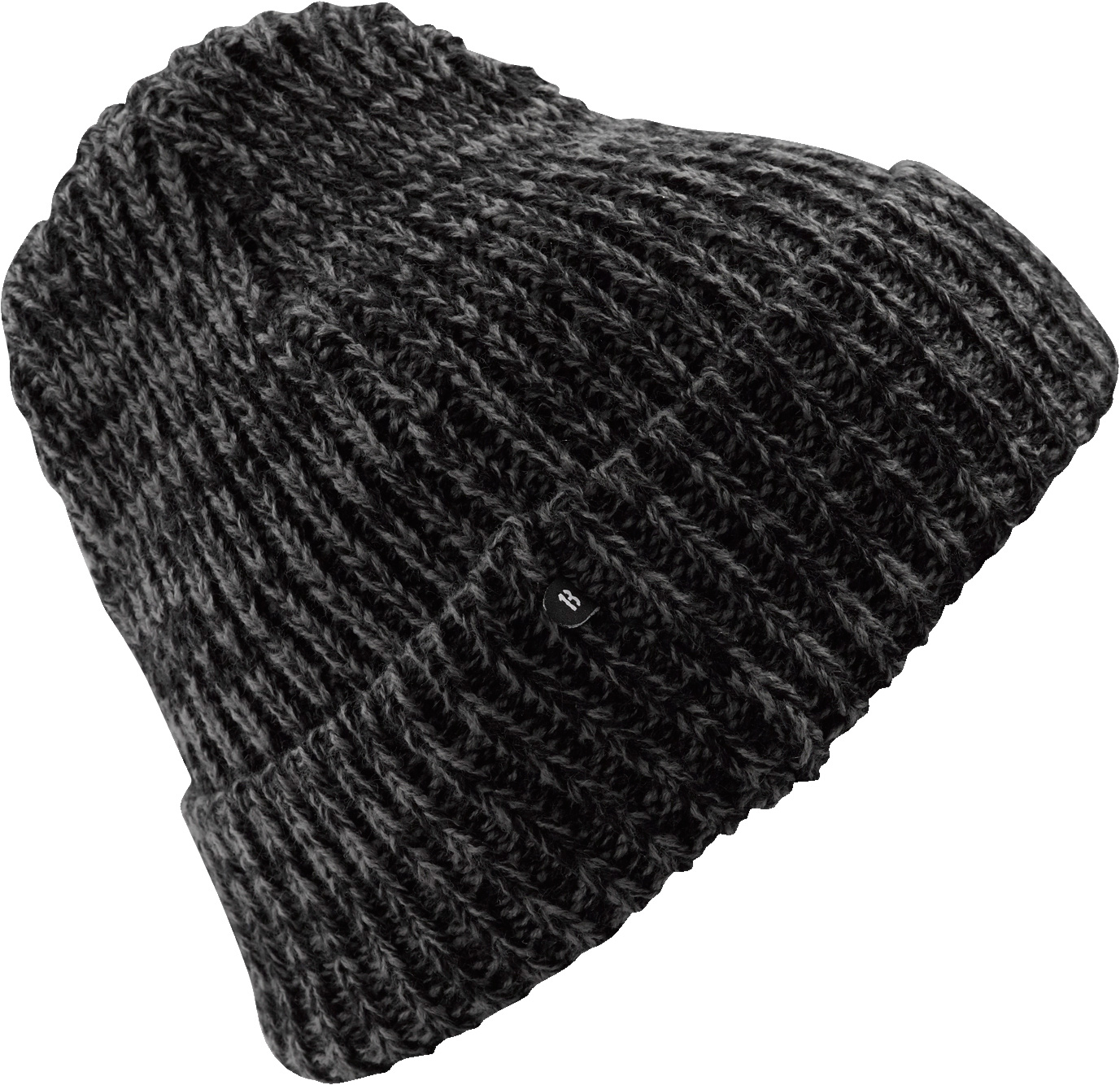 Snowboard Key Features of the Burton Angus Beanie: 100% Acrylic with Flecked Yarn Fold Up with Skully Fit - $21.00