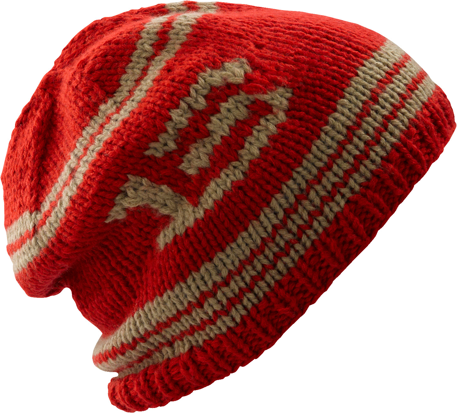 Snowboard Key Features of the Burton B13 Beanie: 100% Acrylic Hand Knit Jacquard with Burton Logo Skully Fit - $29.00