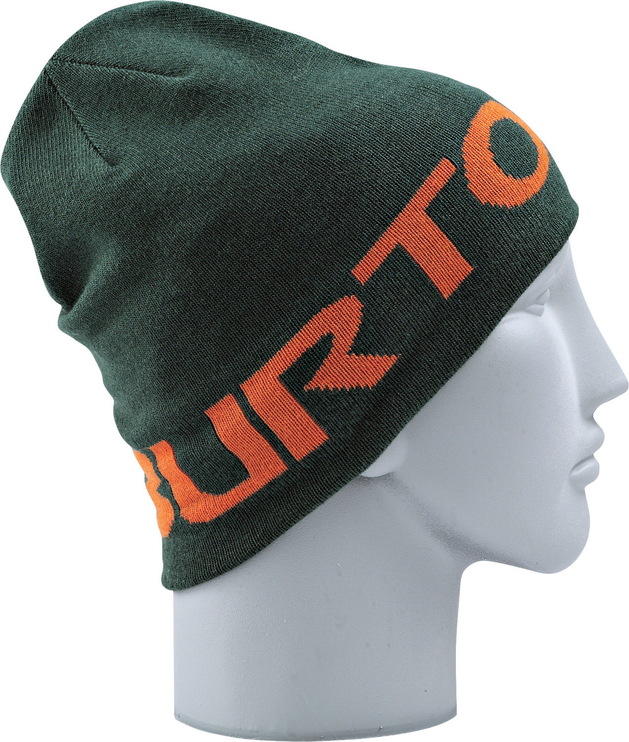 Snowboard Key Features of the Burton Billboard Beanie: Skully Fit One Size Fits All Reversible 100% Fine Knit Acrylic - $12.95