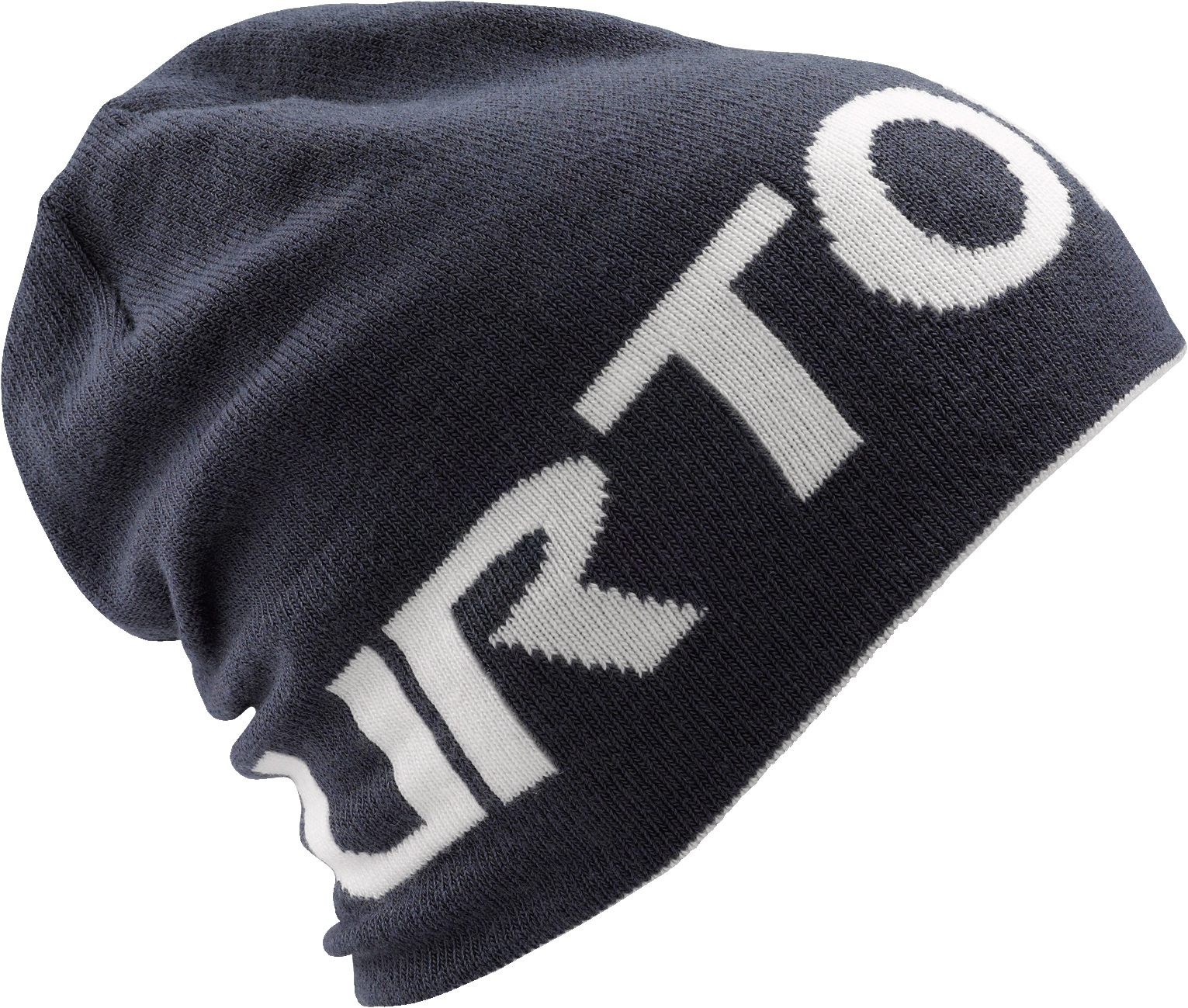 Snowboard The Burton Billboard Beanie is made from a typical acrylic material with a fleece lining that gives it a lasting, yet comfortable feel. It is ideal for skiing and snowboarding, but the slouch fit is great for casual wear during the winter. Bear the Billboard Beanie off at home, school and movie theaters. It is stylish with enough shelter to keep unwanted rain and snowfall from getting too close and allows a warmer atmosphere for your head. What's better than a warm head Key Features of the Burton Billboard Beanie:  100% Acrylic  Reversible Beanie in Solid Jacquard  Skully Fit - $12.95