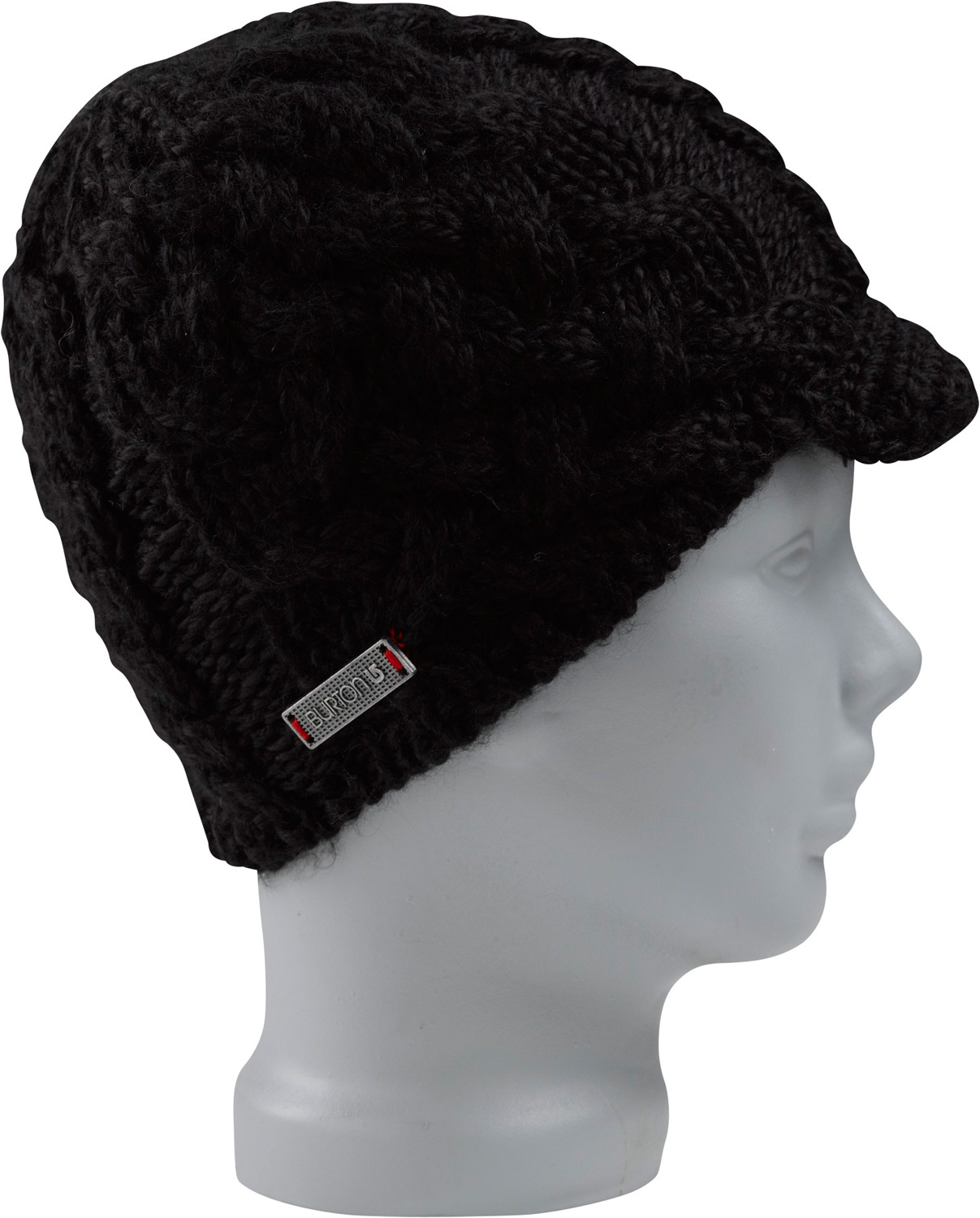 Snowboard Key Features of the Burton Breanie Beanie: 100% Ice Wool Twisted Yarn Brimmed Style Skully Fit - $33.00