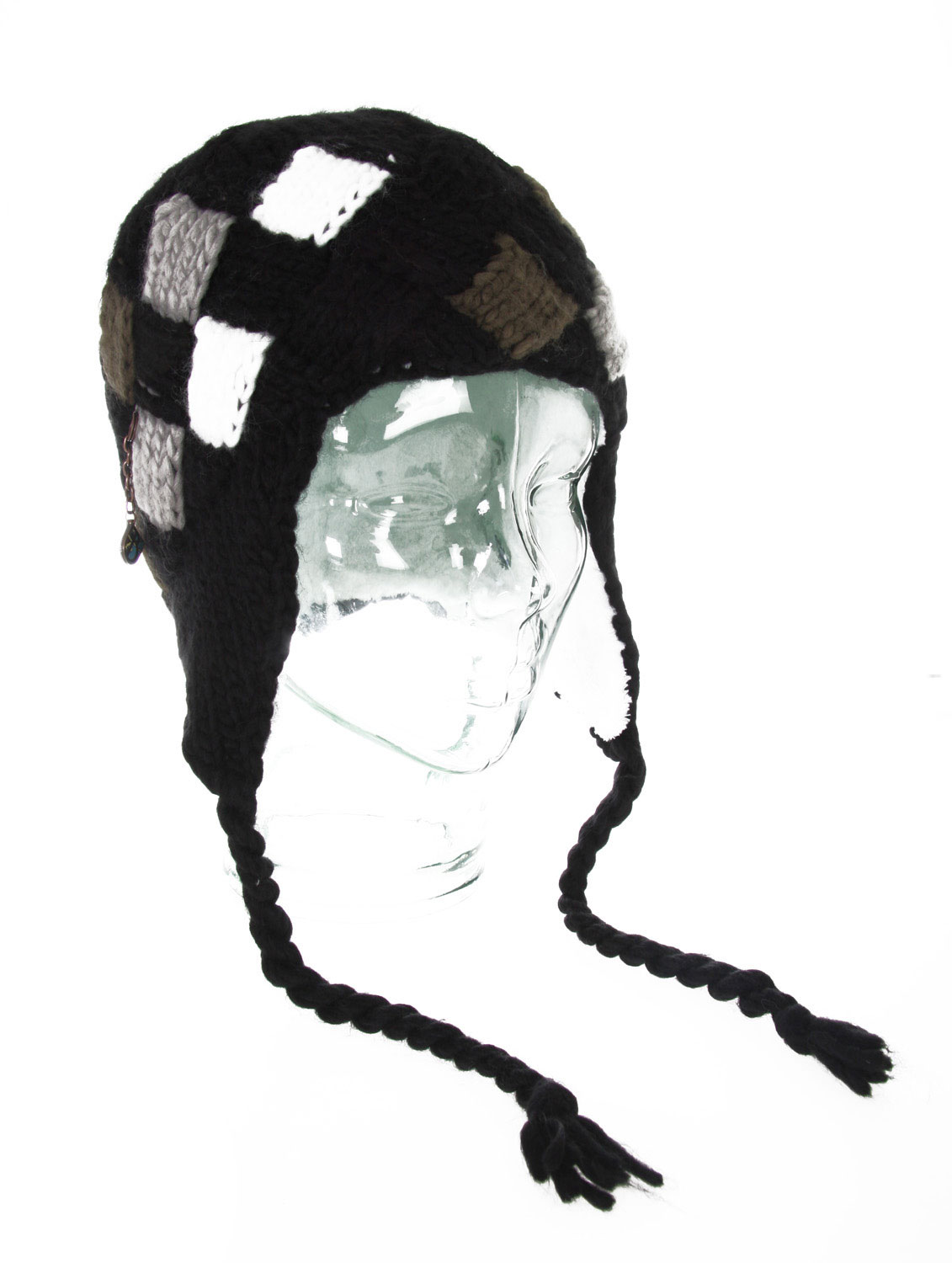 Snowboard The Burton Didnt Hear It From Me Beanie. 100% Acrylic - Microluxe Sherpa Fleece Lining. - $18.16