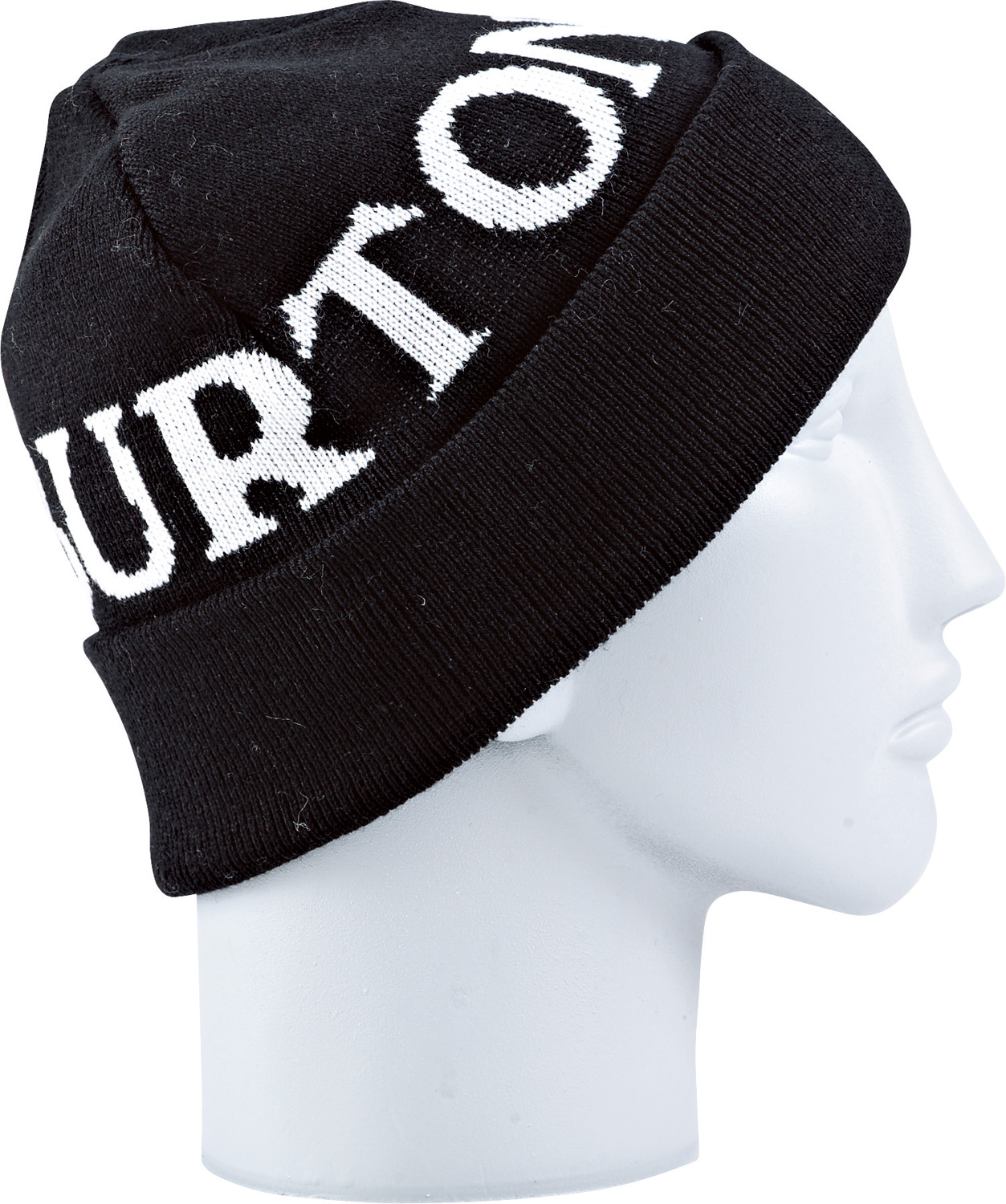 Snowboard Stay warm in style with this cool new beanie you'll love.The Burton Duxbury Beanie features a simple design with the Burton brand logo in a large print surrounding the beanie for added style.  Fold Up with Skully Fit   Burton Word Mark Branding   One Size Fits All   100% Acrylic - $13.95
