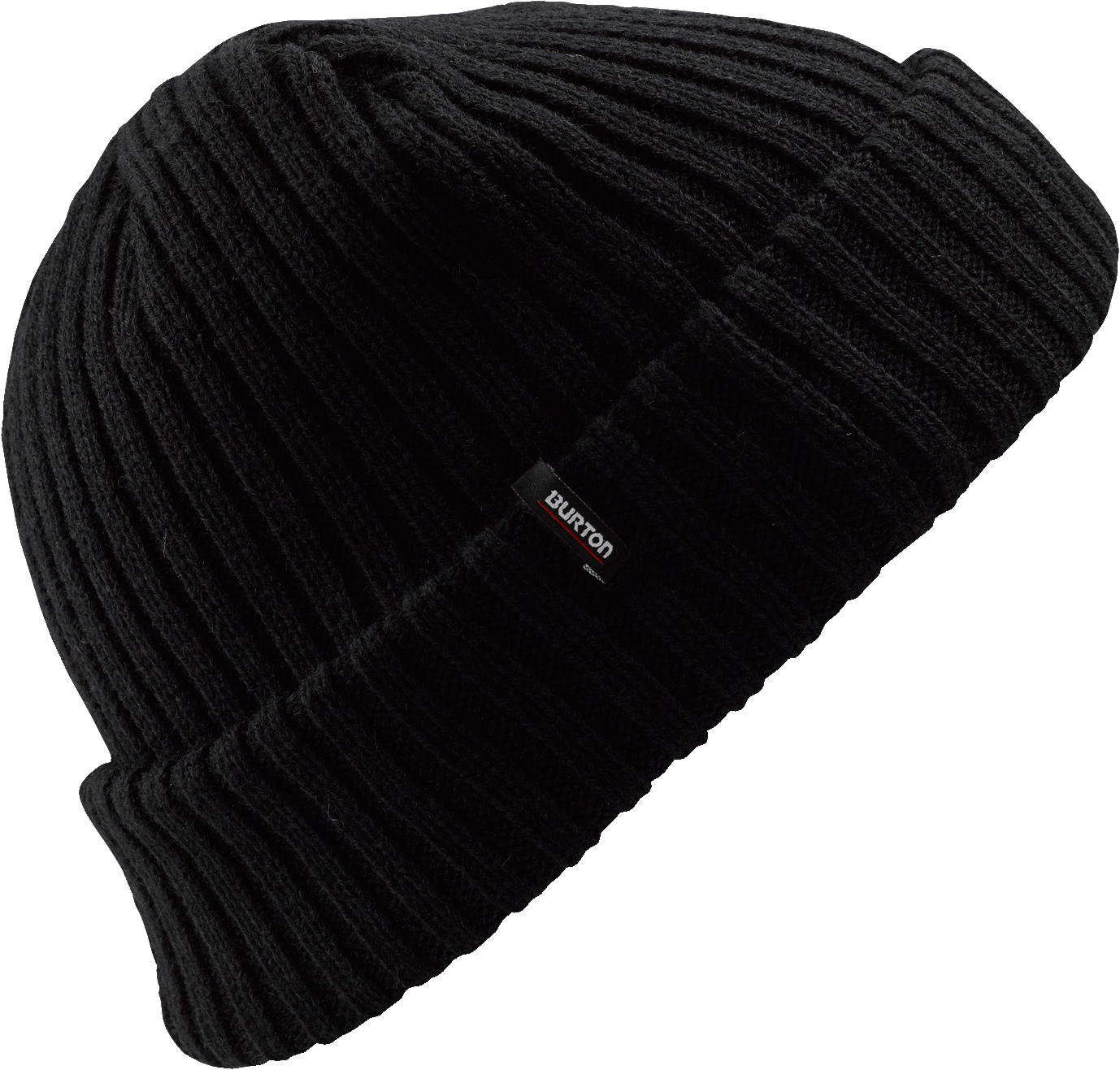 Snowboard Key Features of the Burton Gringo Beanie: 100% Acrylic Basic Fold Up with Skully Fit - $21.00