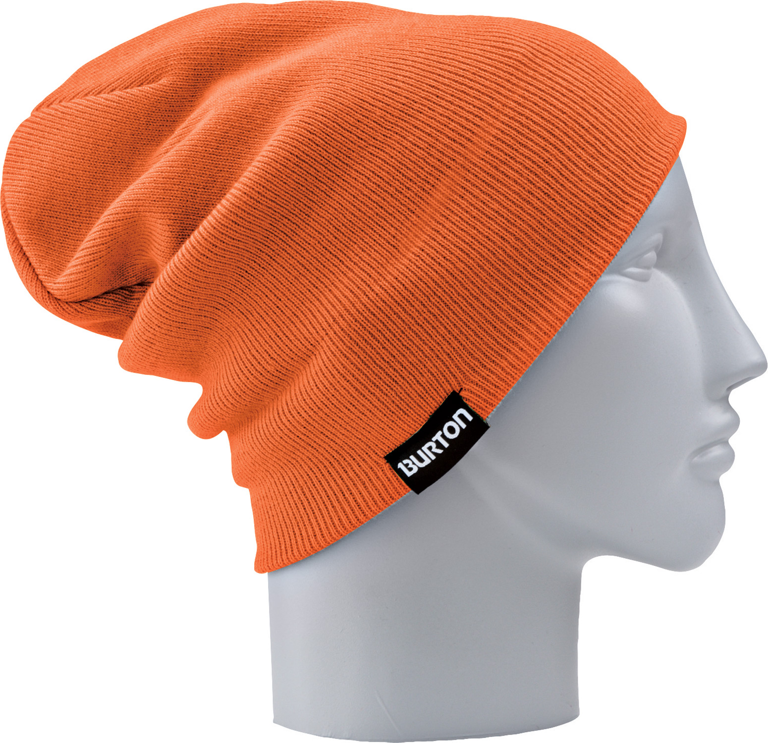 Snowboard Key Features of the Burton Kactusbunch Beanie: Slouch Fold-Up Fit One Size Fits All 100% Fine Knit Acrylic/Basic Solid Beanie/Fold Up with Super Slouch Fit - $8.95