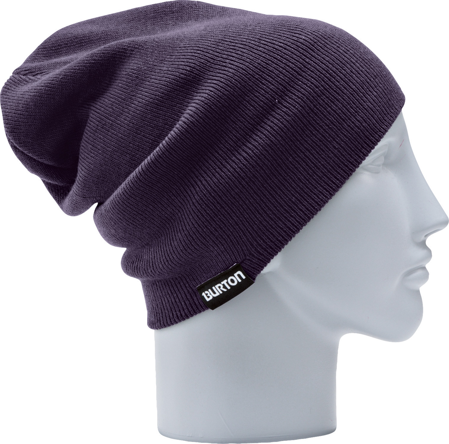 Snowboard Key Features of the Burton Kactusbunch Beanie: Slouch Fold-Up Fit One Size Fits All 100% Fine Knit Acrylic/Basic Solid Beanie/Fold Up with Super Slouch Fit - $14.95