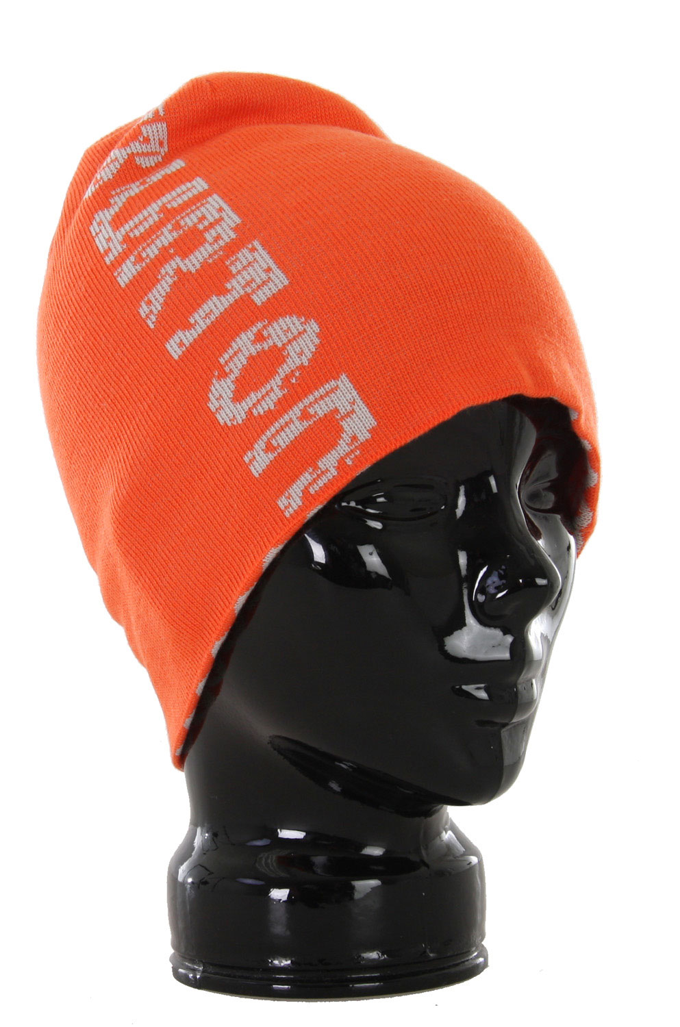 Snowboard Remember when having a hat on wasn't too cool? Well times have changed and so have the hats! Take a look at this Burton Proclaim beanie. It looks so good you're going to want to it all year. Made in a 100% acrylic fabric it is going to keep your head and ears warm while it's on your head. Get double usage out of this reversible jacquard beanie. The logo pattern is on one side of this skully fit made beanie. Yeah, you may want to get two of these!Key Features of the Burton Proclaim Beanie: 100% Acrylic Reversible Jacquard Beanie Vertical Burton Word Mark with Allover Process Logo Pattern on Reverse Skully Fit - $11.87