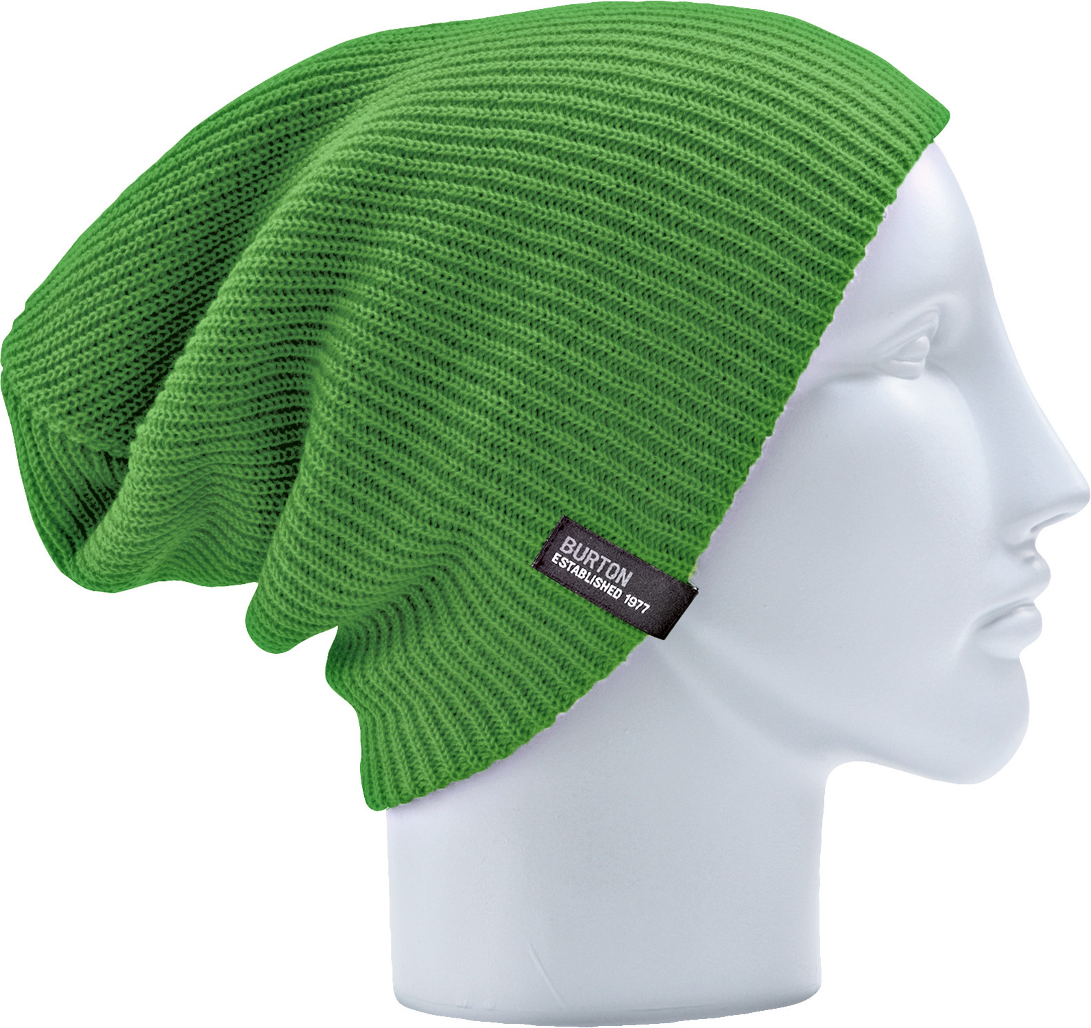 Snowboard Key Features of the Burton Truckstop Beanie: Fold-Up with Super Slouch Fit One Size Fits All 100% Acrylic/Basic Solid Knit Beanie - $12.95