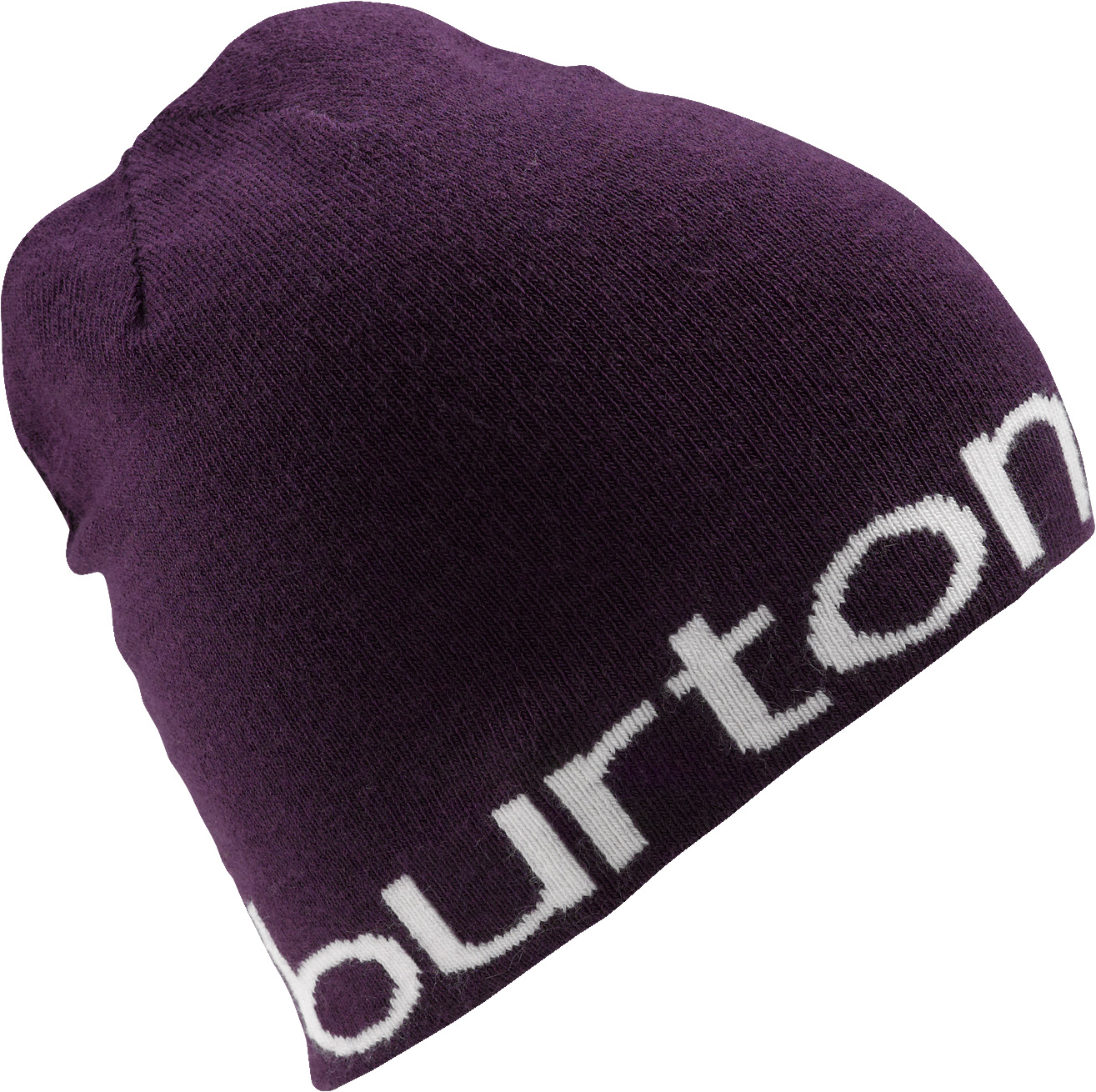 Snowboard Key Features of the Burton Up On Lights Beanie: 100% Acrylic Reversible Word Mark Beanie Skully Fit - $25.00