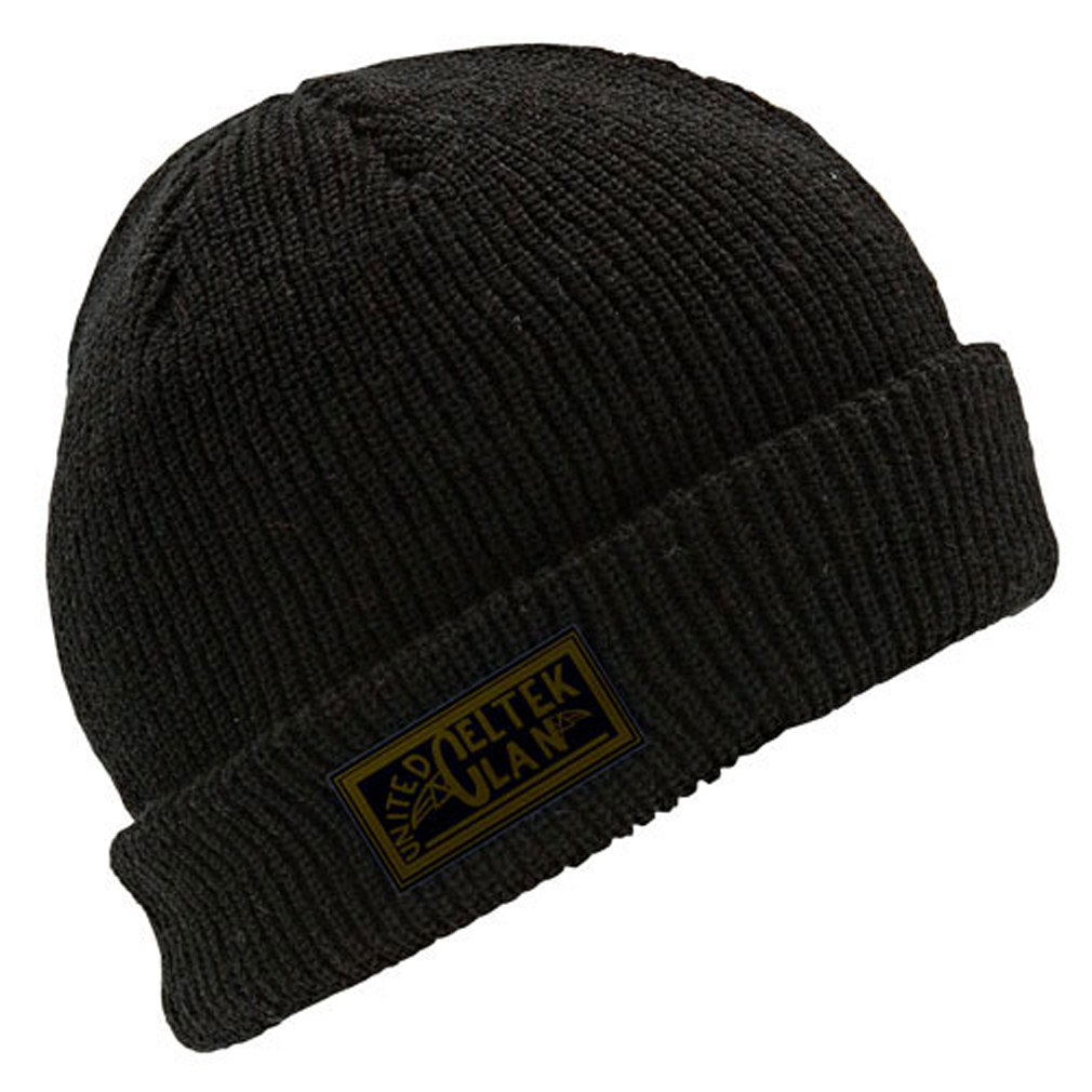 The right beanie sets off a skater as the real deal, the wrong one, unfortunately, has the exact opposite effect. The Celtek Bomber Beanie adds that edgy flare to the get up while simultaneously fulfilling its primary function of keeping the head cozy and covered. The Celterk Bomber also offers the additional benefit of being reversible; either which way the beanie if flipped it maintains its tough-worn style. Comes with a woven Celtek Clan label to signify its legitimacy and add style.Key Features of the Celtek Bomber Beanie: Fold up or down 100% Acrylic Woven label - $15.95