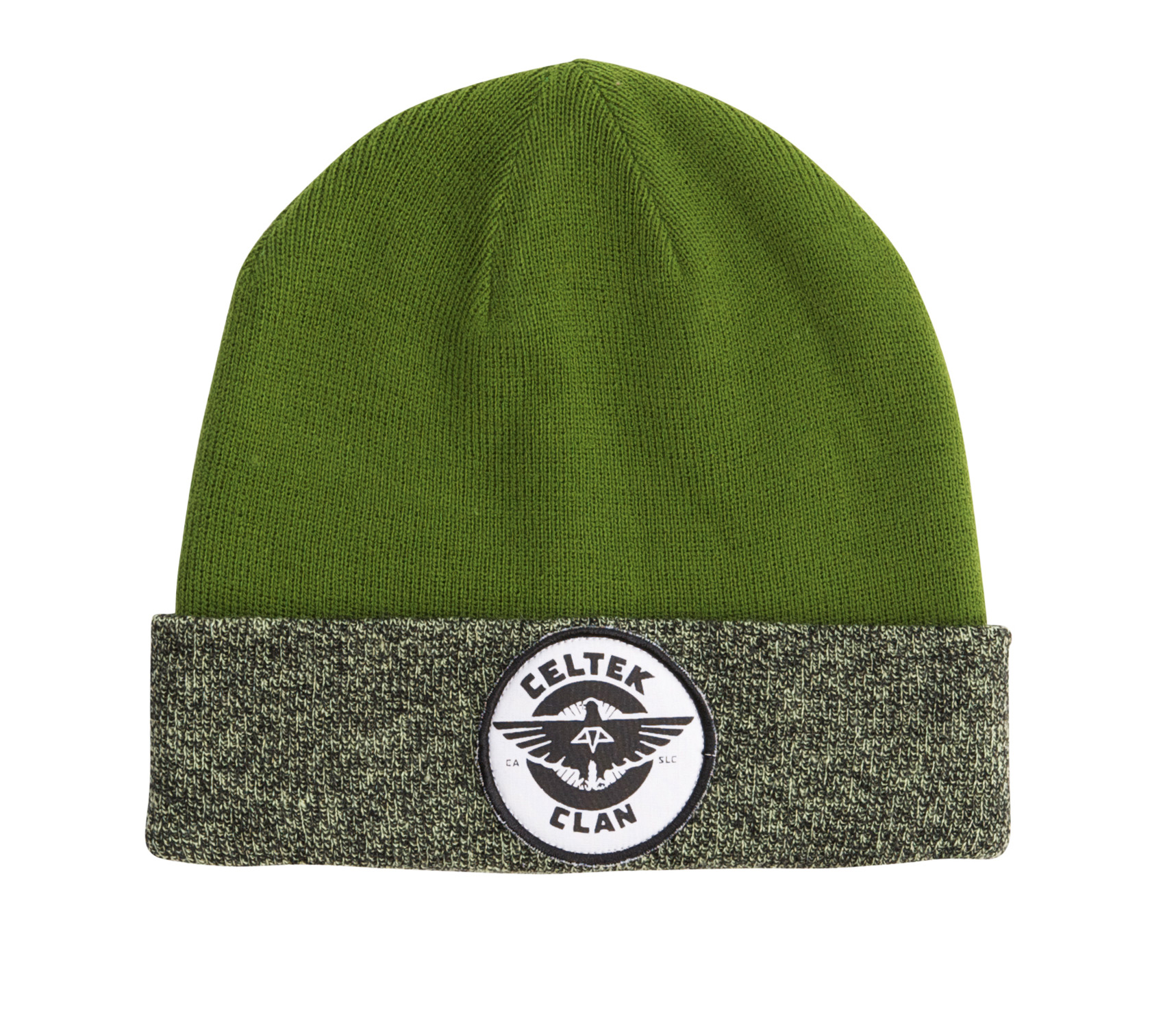 When the weather outside is cool, you need to look cool too! Don't go for some cheap beanie. Get the Celtek Motobird Beanie! It's a 100% acrylic ribbed knit beanie, so you know it's the best. The custom twill patch adds a unique touch. Are you the type that loves physical winter action  Well this beanie is for you because it's perfect for skiing and snowboarding!Key Features of the Celtek Motobird Beanie: 100% acrylic rib knit beanie Custom twill patch - $13.95