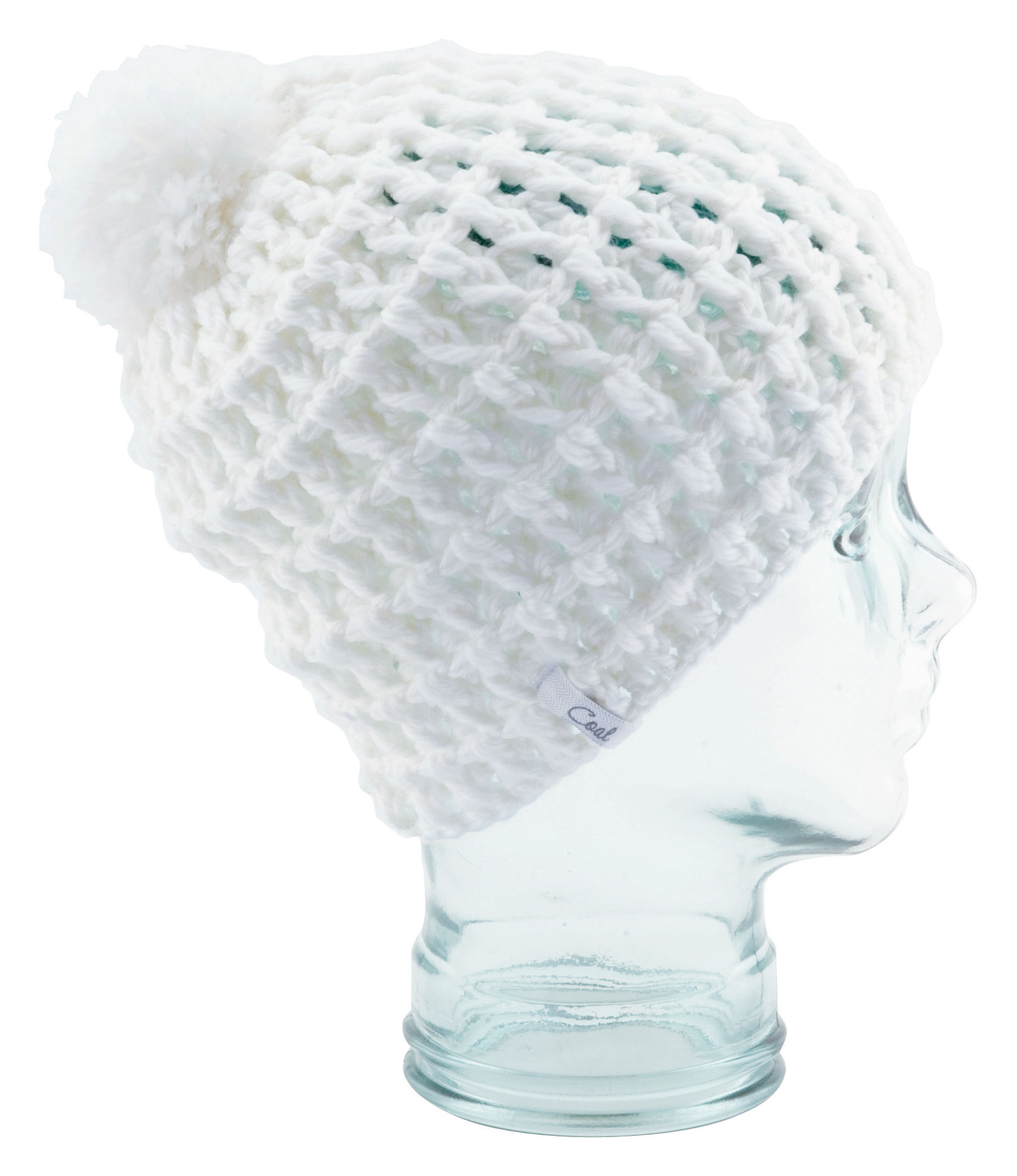 Coal's original hand-crocheted, waffle-knit beanie in a slightly scaled-down, yet modern size. Made from silky acrylic.Made from silky acrylic - $19.95