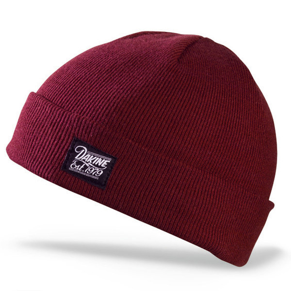 "Snowboard Key Features of the Dakine Cuffer Beanie: Acrylic Double lined Short ""watchcap"" fit - $12.95"