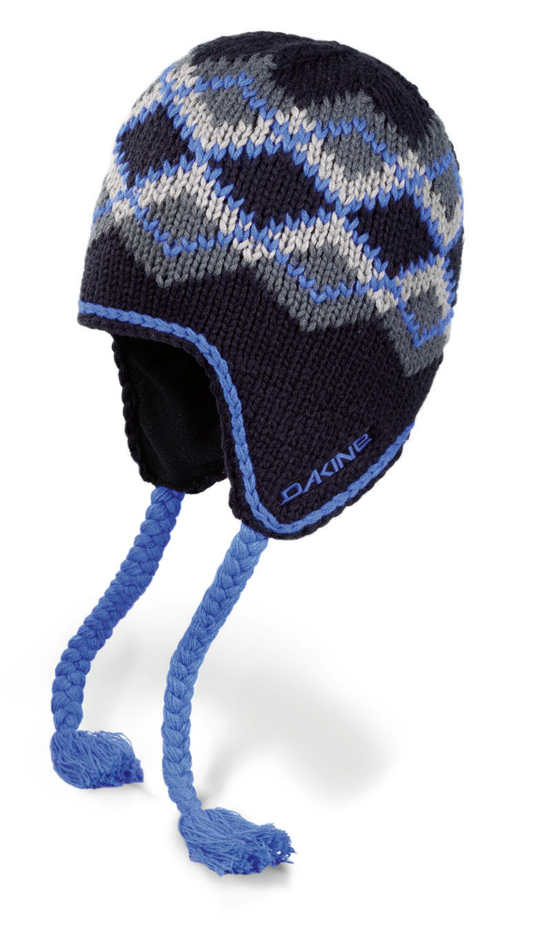 Snowboard Key Features of the Dakine Mcfly Beanie: Acrylic/wool blend argyle knit Hand finished seaming Full fleece lining - $12.95