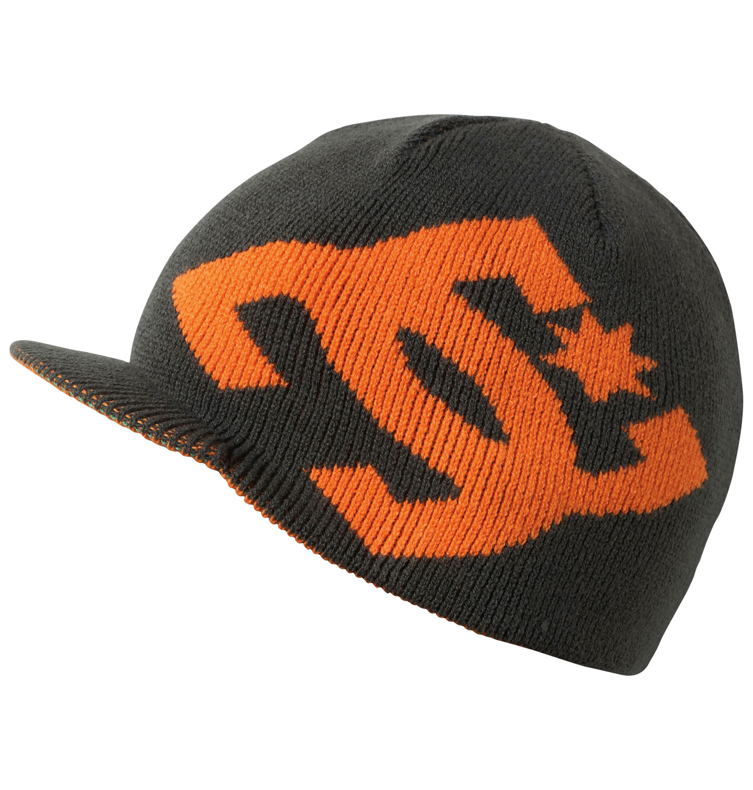 Four way stretch reversible standard visor beanie with dc and dcshoecousa jacquarded logoKey Features of the DC Cascata Beanie: Fit: reversible visor Fabric: 4 way stretch 95%acrylic / 5% lycra - $30.00