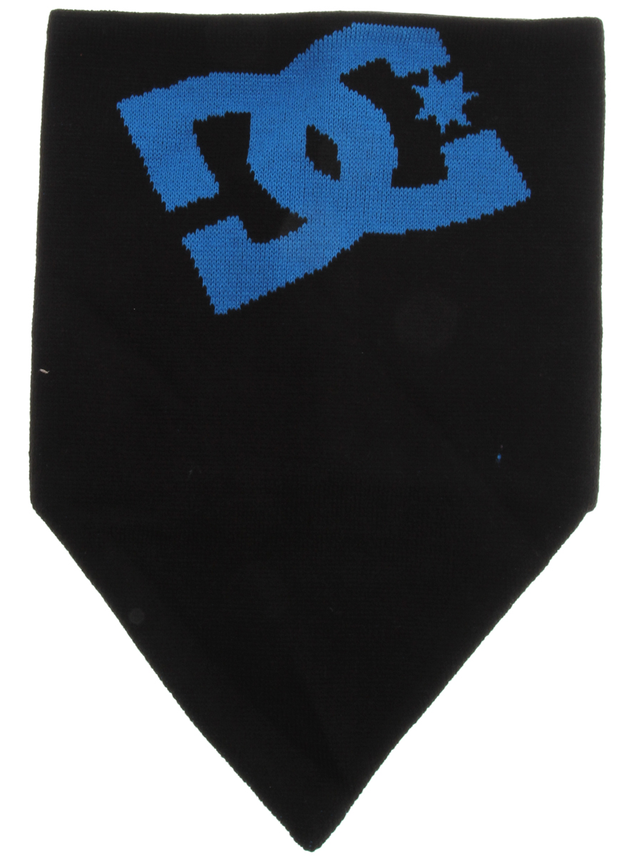 Mesh lined neck tube with jacquarded dc logo.Key Features of the DC Yad Beanie: Fit: neck tube 100% acrylic - $20.00