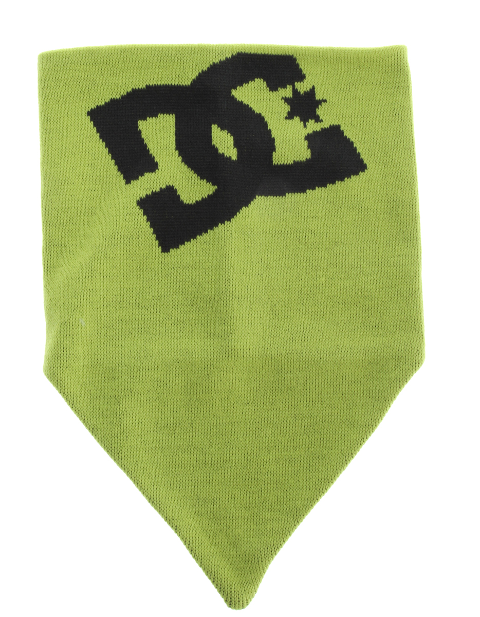 Mesh lined neck tube with jacquarded dc logo.Key Features of the DC Yad Beanie: Fit: neck tube 100% acrylic - $12.95