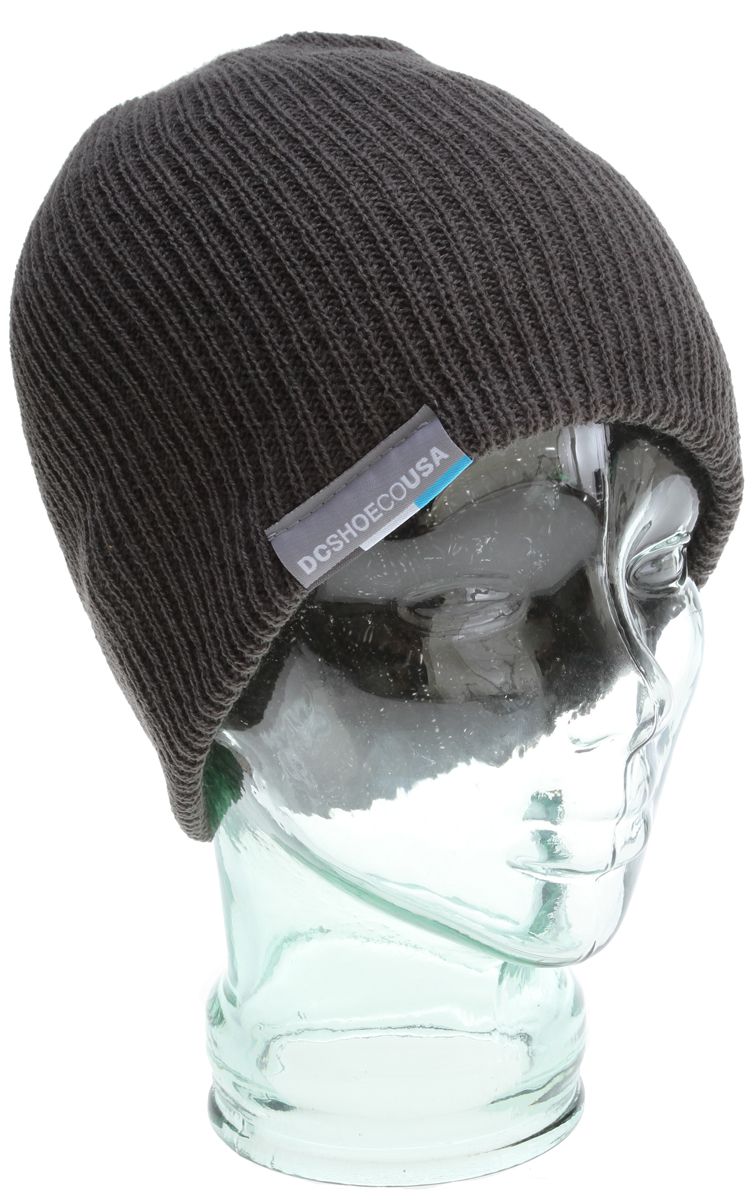 Standard fit beanie with dcshoecousa woven label.Key Features of the DC Yepito Beanie: Standard fit 100% acrylic - $16.00