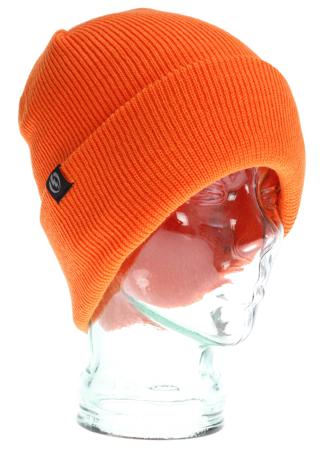 Key Features of the Electric Nighthawk Beanie:  Men's Military Rib Knit Cuff Beanie  100% Acrylic - $13.95