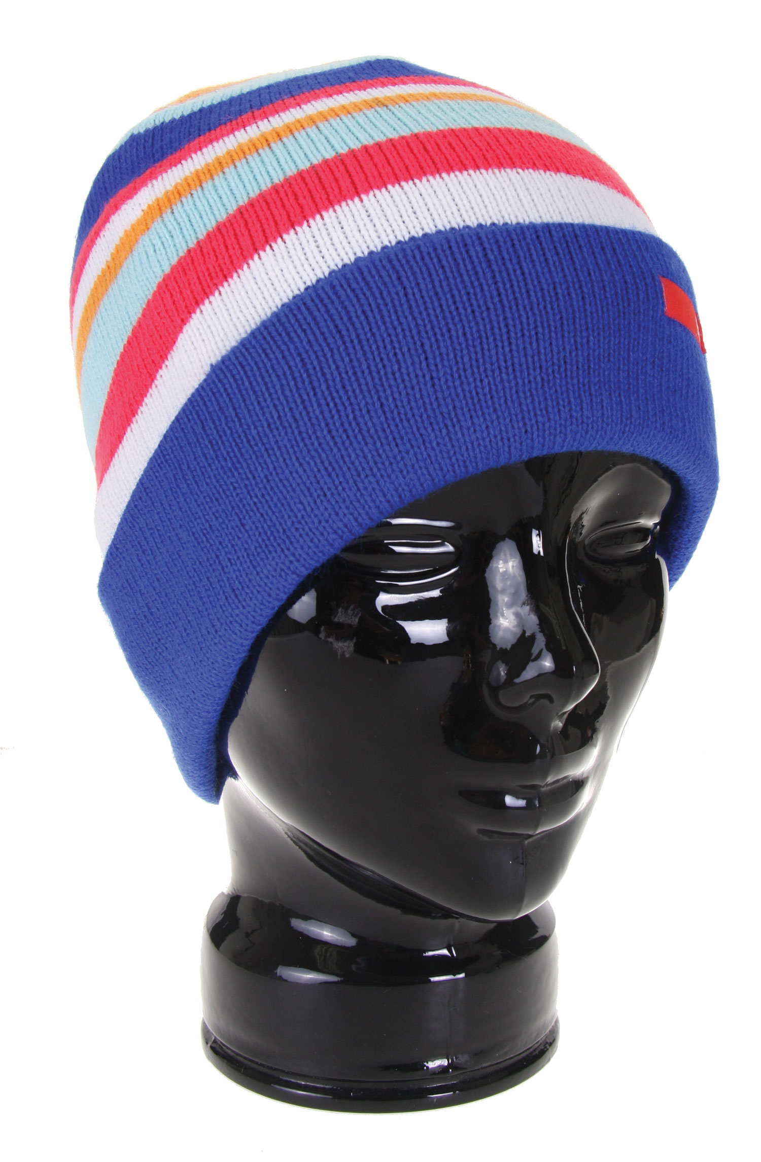 Snowboard Are you a classic kind of person? Well if you love the classic products and how they look you will love this Foursquare Classic Beanie. It's a classic so you can't go wrong. It offers an amazing looking stripe design that will definitely improve the looks of your head while you are tearing down those slopes and pulling off all those crazy stunts. It offers great looks, but it also offers classic warmth. Not that normal warmth that normal beanies offer, this is classic warmth, the type of warmth you can only find with a classic looking beanie. It's the perfect way to keep it simple and look great this winter.Key Features of the Foursquare Classic Beanie Reflux Blue: 100% acrylic, Machine knit. - $8.37