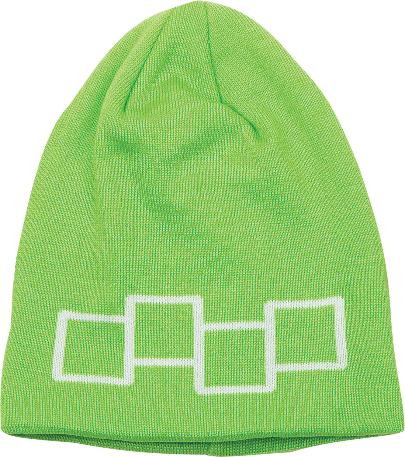 Snowboard Foursquare is bringing us one of their newer and smoother designed Beanies, with the new Foursquare Icon Beanie. With only the basic Foursquare logo outlined in white, the Icon beanie is simple and stellar. It's 100% acrylic and machine knit perfect to keep your head and ears warm as you're coasting down the slopes. Ladies don't feel left out its simple design can be worn by either men or women. Be smart and cover your ears before you catch a cold or an edge.Key Features of The Foursquare Icon Beanie: 100% acrylic Machine knit Engineer stripes Felt polar bear logo - $10.46