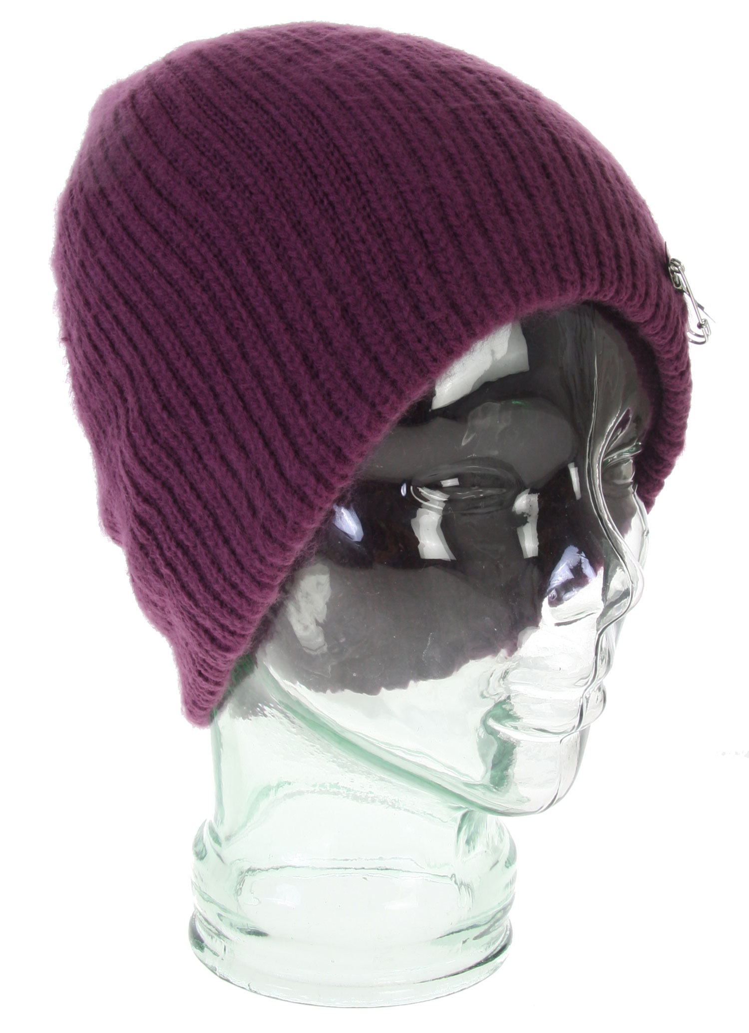 Ski The Holden Dylan Beanie is another great item from a familiar name in the snowboard and ski community. Like every piece of apparel produced by this earth-friendly and globally-conscious company, the Dylan beanie is as stylish as it is functional. Made of easy-care acrylic, this rib knit beanie is gently distressed for superior softness. As an added dash of fashion, the Dylan beanie is trimmed with Holden's unique safety pin and ribbon brand label. Sometimes the best style is effortless, and the Dylan beanie from Holden is a classic example.Key Features of the Holden Dylan Beanie: Subtle distressing for soft feel Finished with custom HOLDEN metal safety pin and woven label trim 100% Acrylic - $19.95