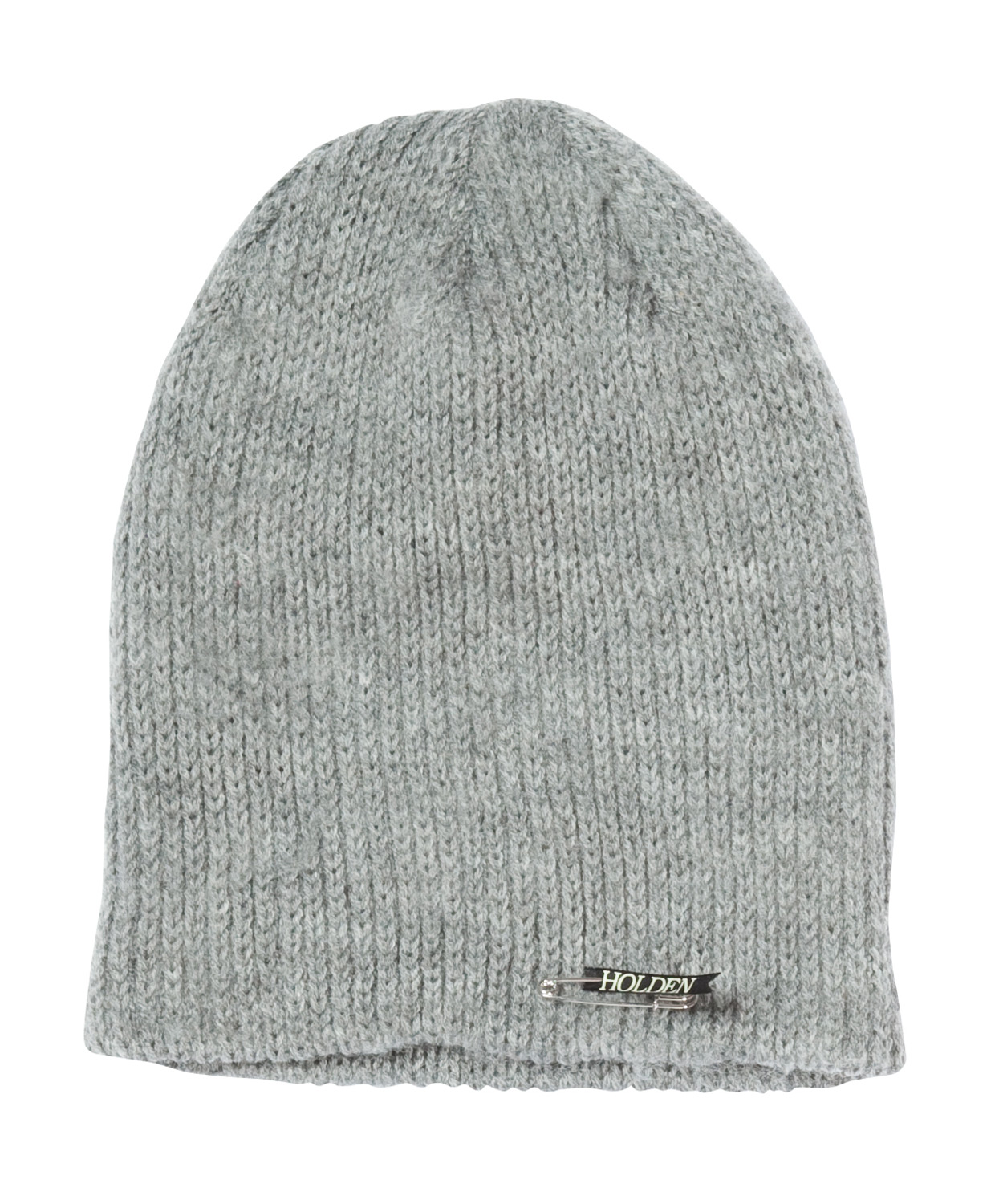 Key Features of the Holden Every Day Beanie: Lightly distressed Double layer, mid-weight beanie Modern fit Detailed with a removable Holden safety pin logo 100% Acrylic - $16.95