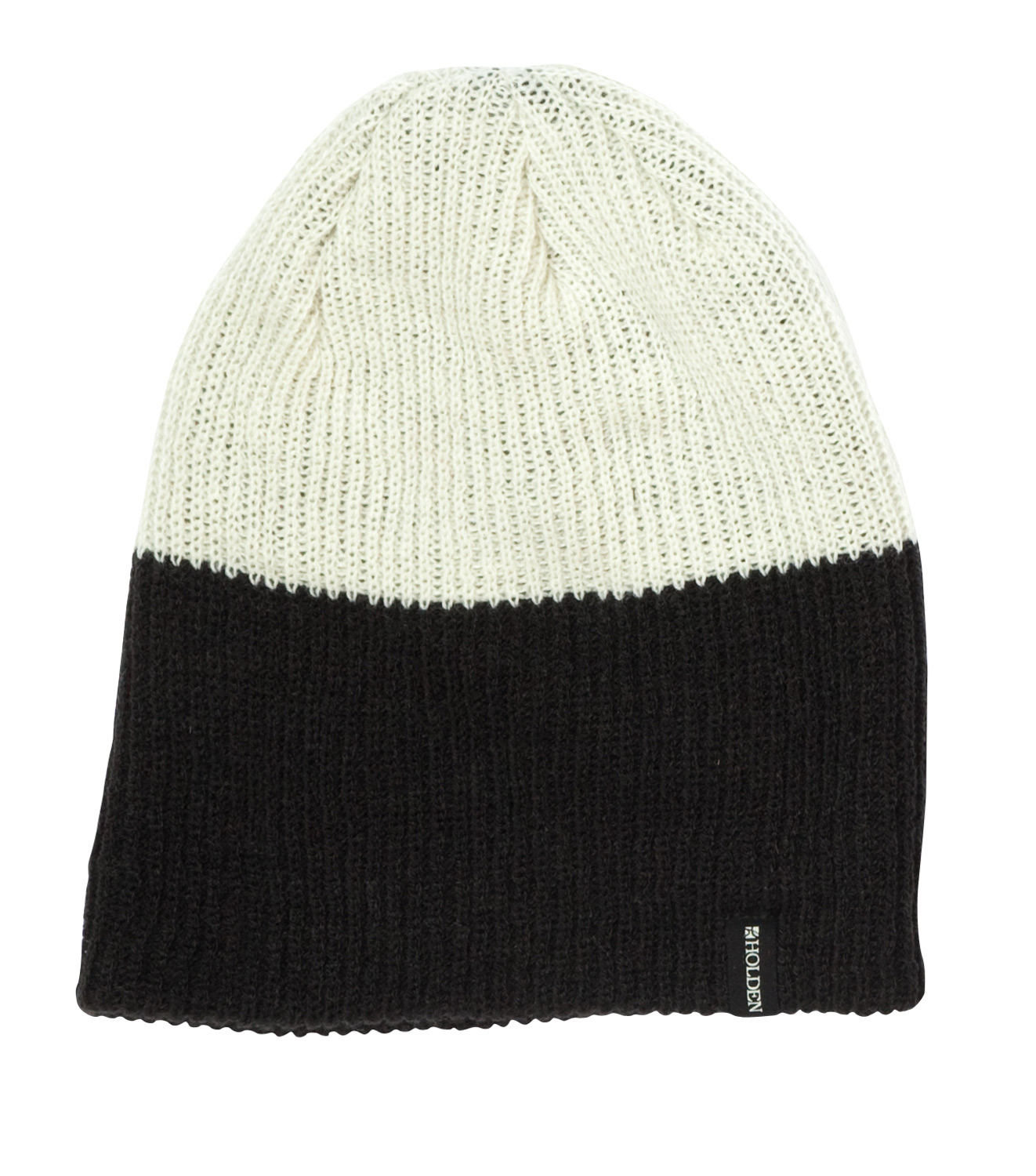 It's important to keep your head no matter what task you have ahead of you and doing it in a Holden The Classic Beanie will be sure to keep everyone focused on you. The Holden beanie is 100% acrylic and can be just the look you want whether you're strolling around town or flying down the mountain on your snowboard. This knit beanie has a skull fit and is helmet-compatible. Get that added touch of comfort and style to finish off your look!  Modern fit, fine-knit ribbed beanie   Can be worn rolled up or down   100% Acrylic - $8.95