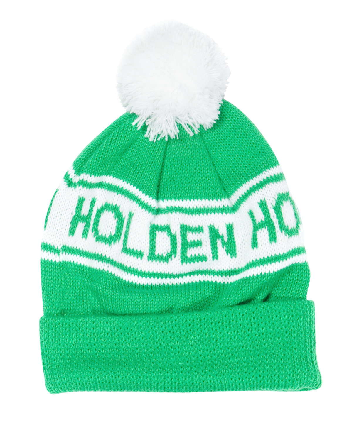 Key Features of the Holden Teamster Beanie: Mid-weight classic sports style logo hat, call out your Holden love! 100% Acrylic - $15.95