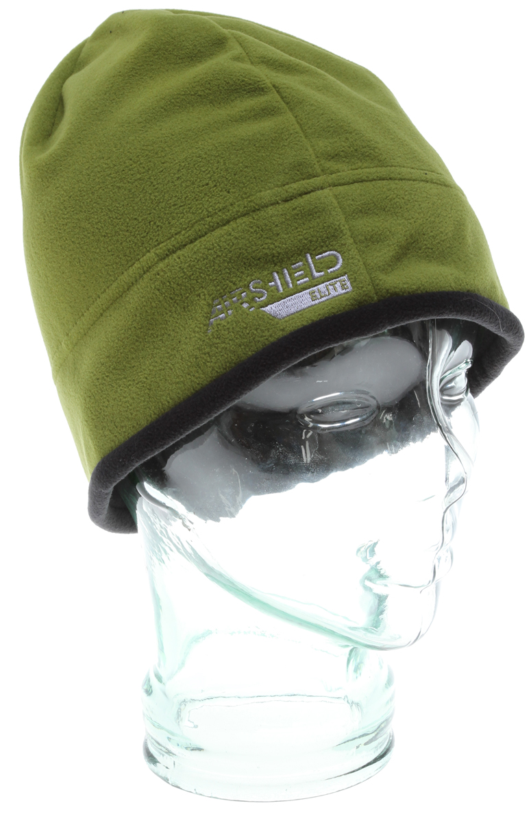 Key Features of the Mountain Hardwear Airshield Micro Dome Beanie: A snug hat that fits under hood or helmet Velous Micro™ Fleece is extremely lightweight and warm Windproof and breathable Weight1.5 oz. / 43 g. BodyAirShield™ Fleece PanelVelous Micro™ Fleece - $15.95