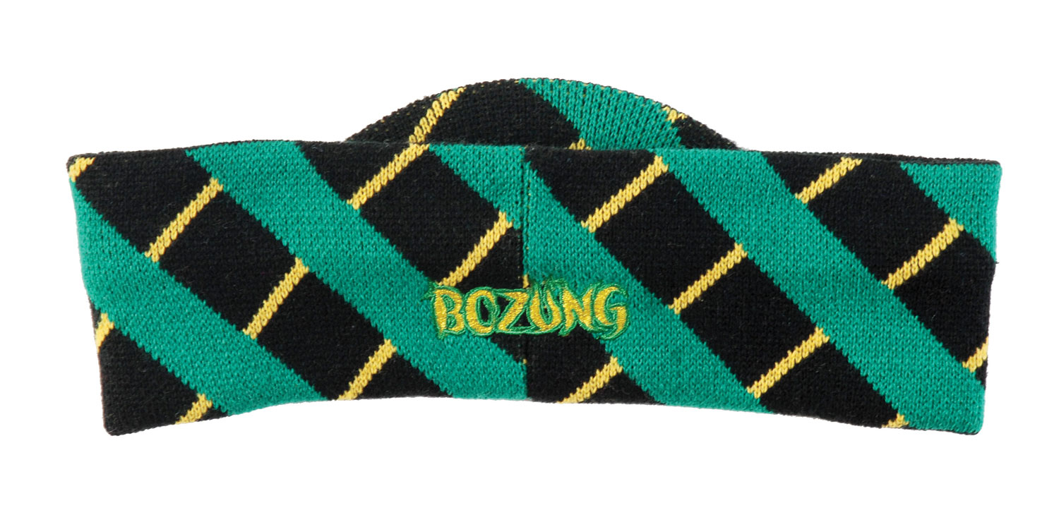 Skateboard 100% AcrylicKey Features of the Neff Bozo Headband: 100% Acrylic Keeps the cold out while keeping the heat in Classic Fit - $13.05