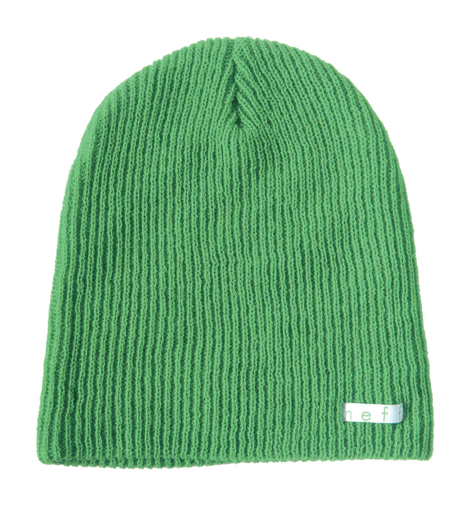 Skateboard The classic beanie that started it all. This extra soft and light-weight beanie features a slightly ribbed knit texture, a slouchy fit, and iconic Neff logo. The Daily beanie looks great on guys and girls and is the perfect beanie to wear well, daily! Key Features of the Neff Daily Beanie: 100% Acrylic - $10.95