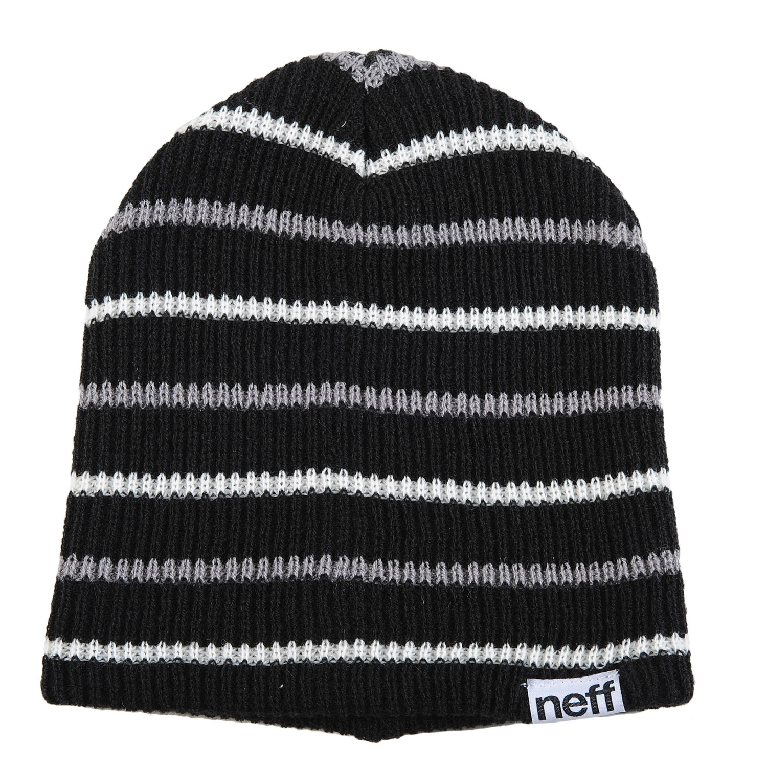 Skateboard 100% AcrylicKey Features of the Neff Daily Multistripe Beanie:  100% Acrylic - $11.95