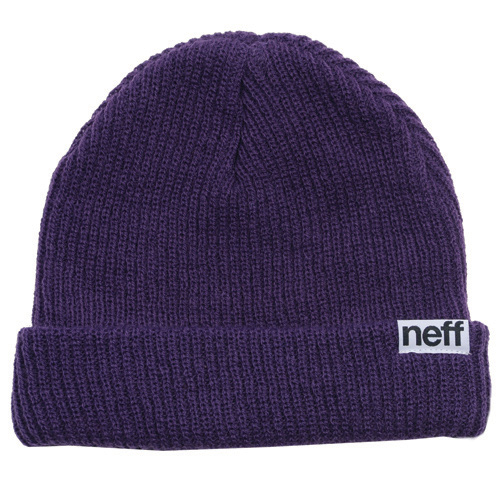 Skateboard Fold up this hat and race to your favorite ski resort. The Girls Neff Fold Beanie has a portable design that makes it perfect for frequent travelers to snowy locations. Whether you're a snowboarding pro or a skiing novice, this Classic Fit cotton hat will keep your head toasty as you enjoy the crisp winter air. In the winter sports world, Neff equals quality. And this Neff Fold Beanie is one of their best. - $9.95