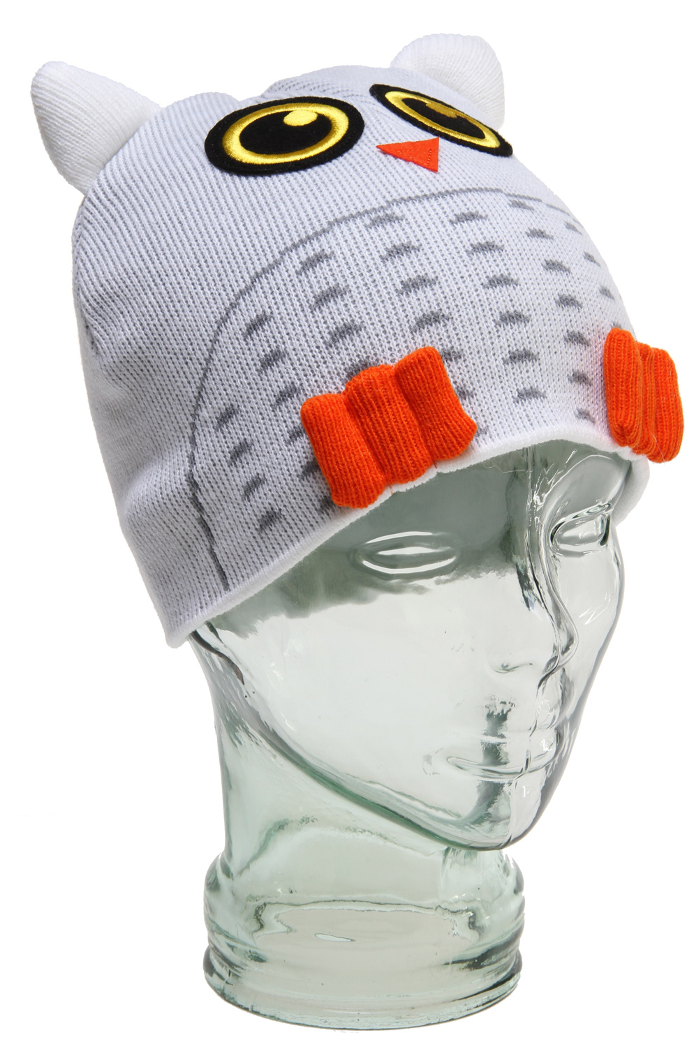 Skateboard Key Features of the Neff Hooter Beanie: 100% Acrylic - $17.95