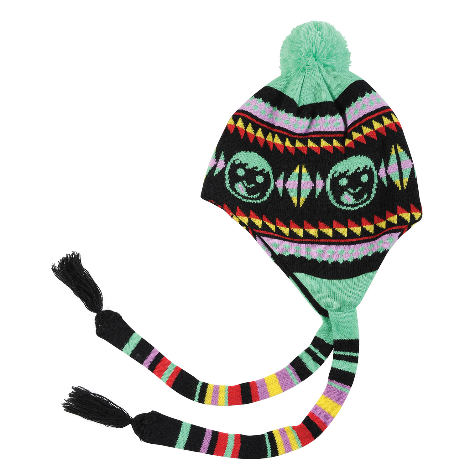 Snowboard Key Features of the Neff Tuscon Beanie: 100% Acrylic - $19.95